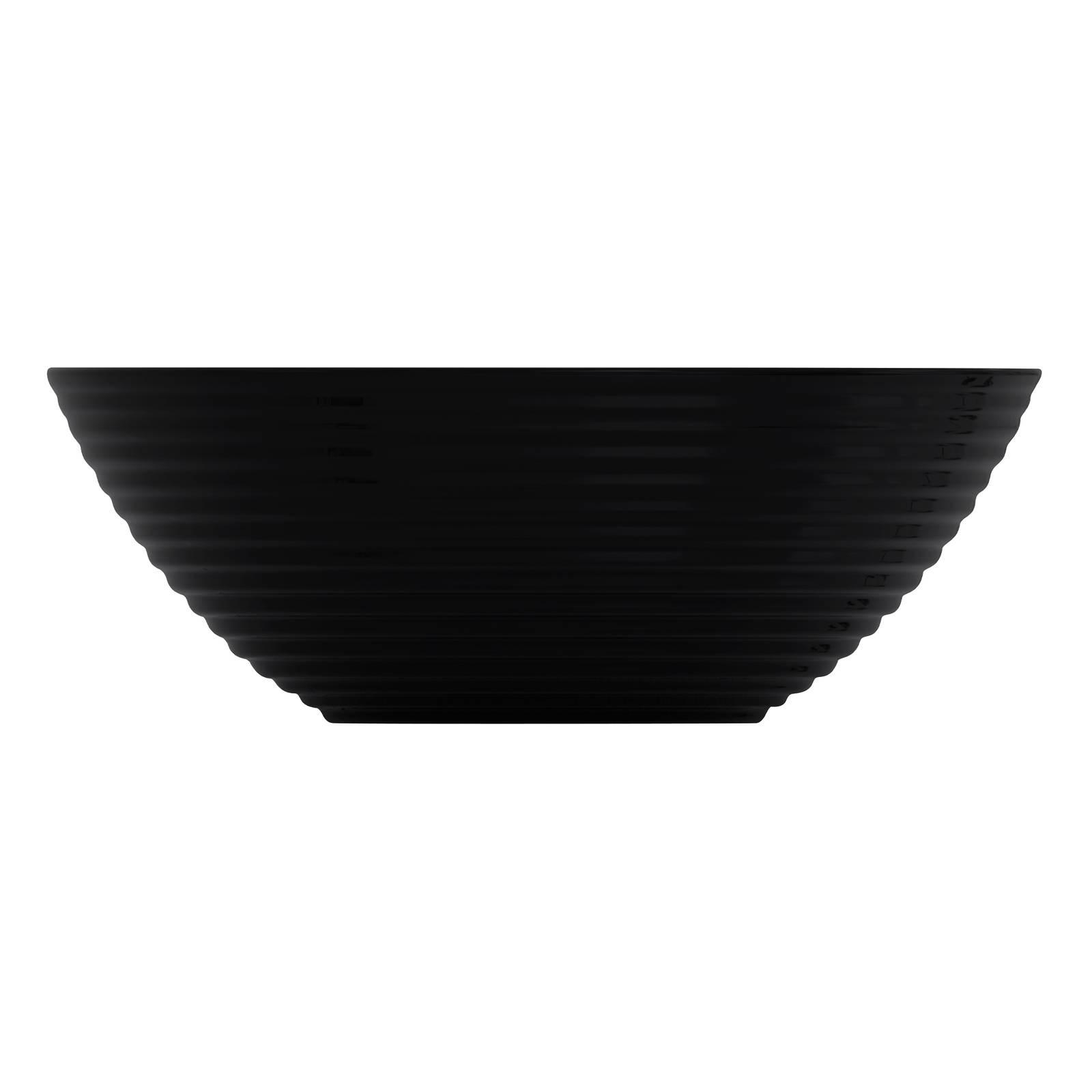 Salaterka Harena 27 cm czarna LUMINARC