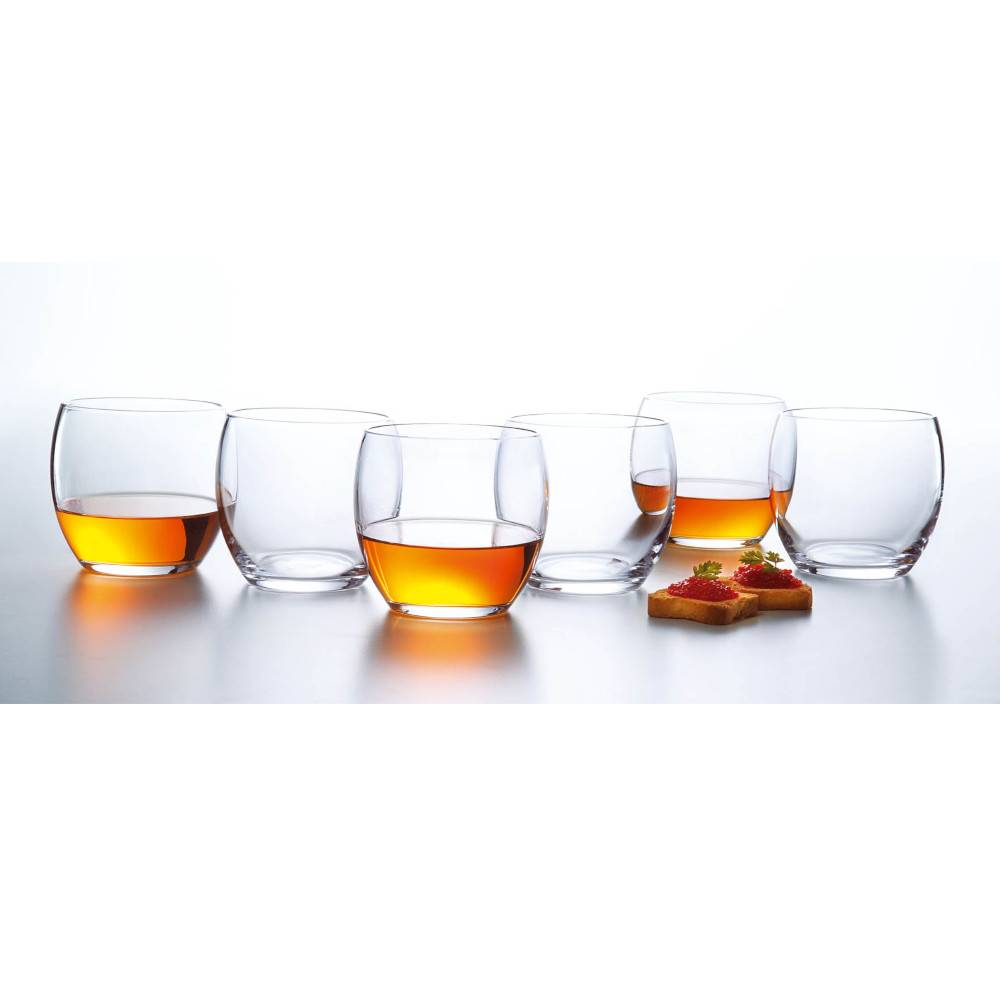Set 6 bicchieri bassi Versailles