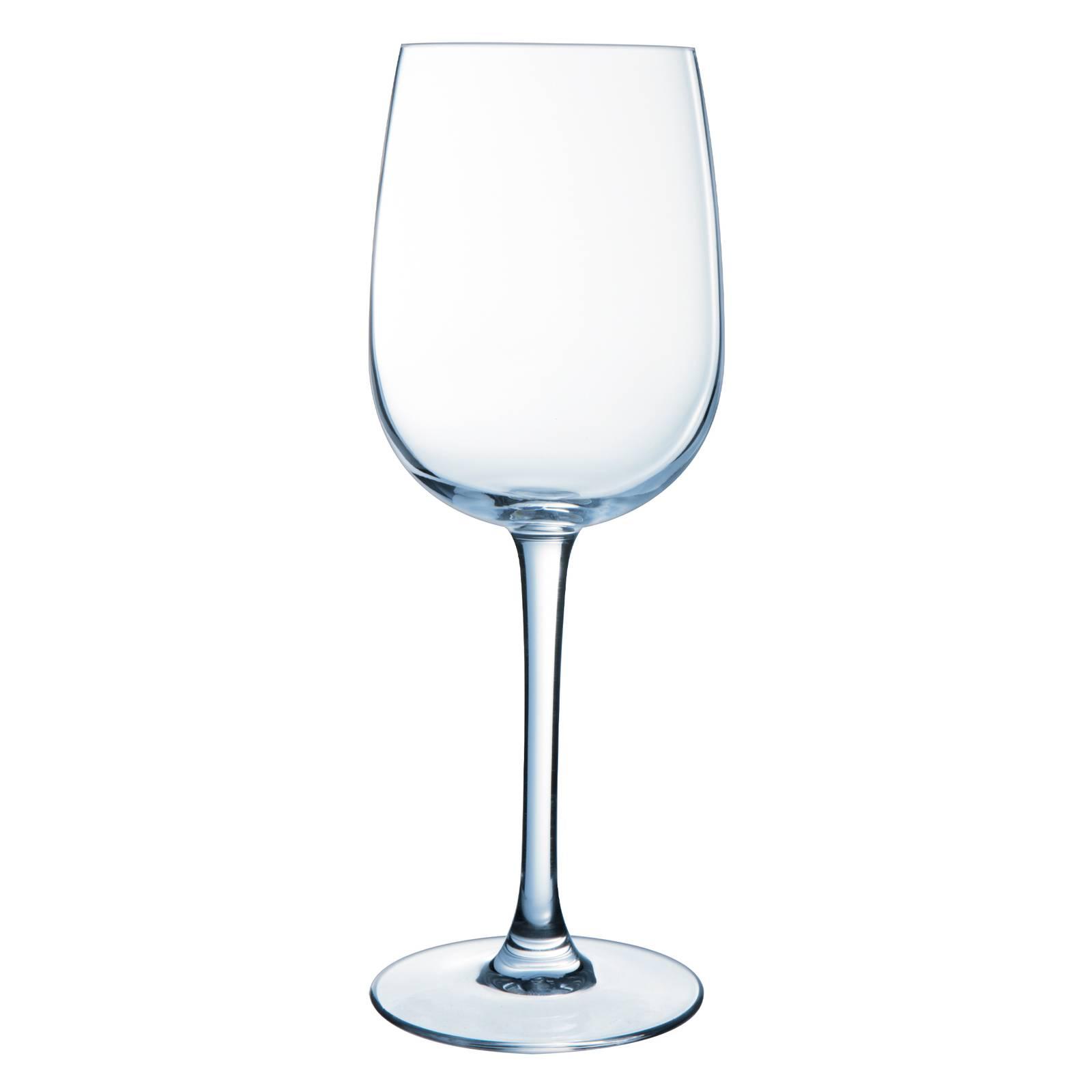 Set 6 bicchieri da vino/aqua Versailles 72 cl AMBITION