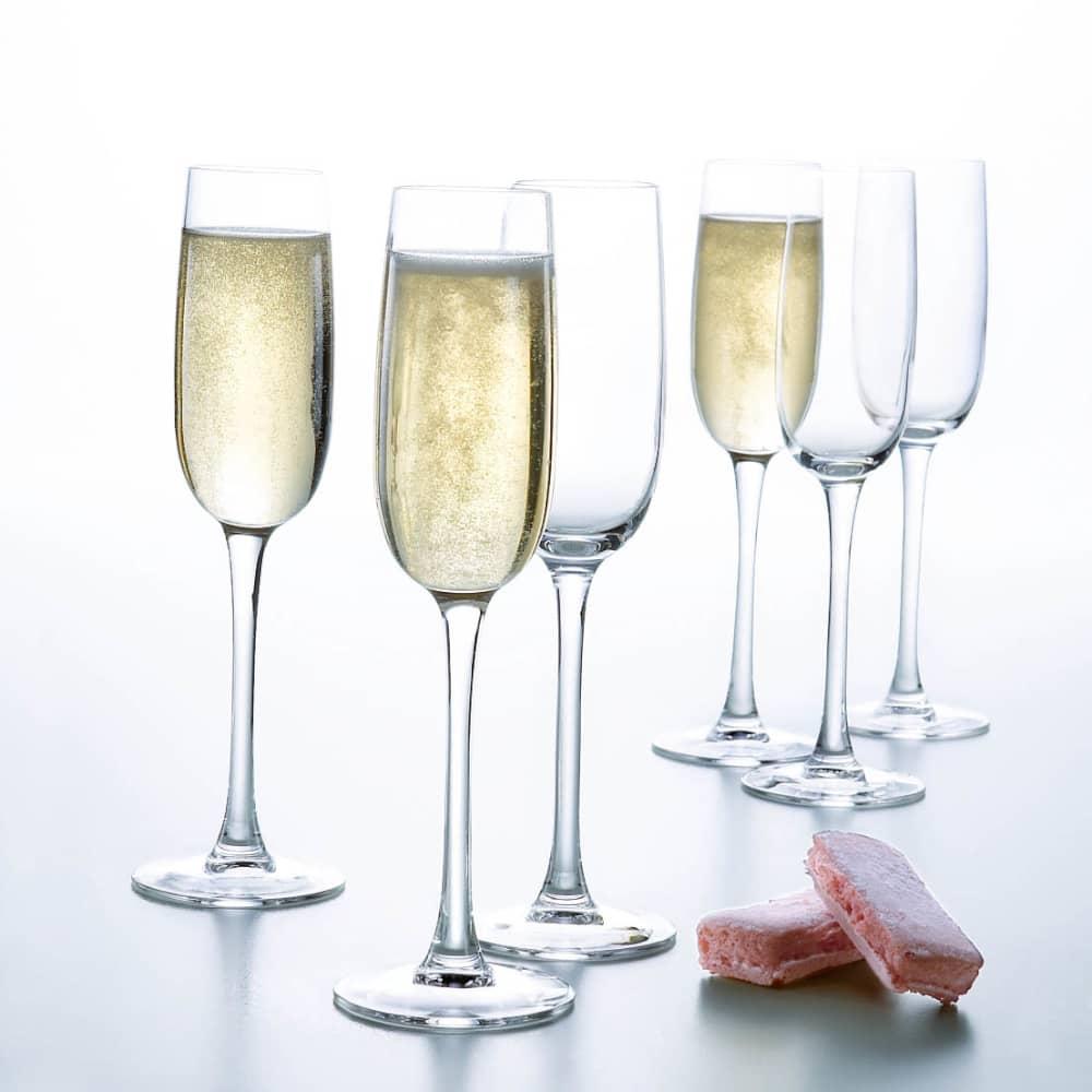 Set di 6 bicchieri Versailles 16 cl LUMINARC