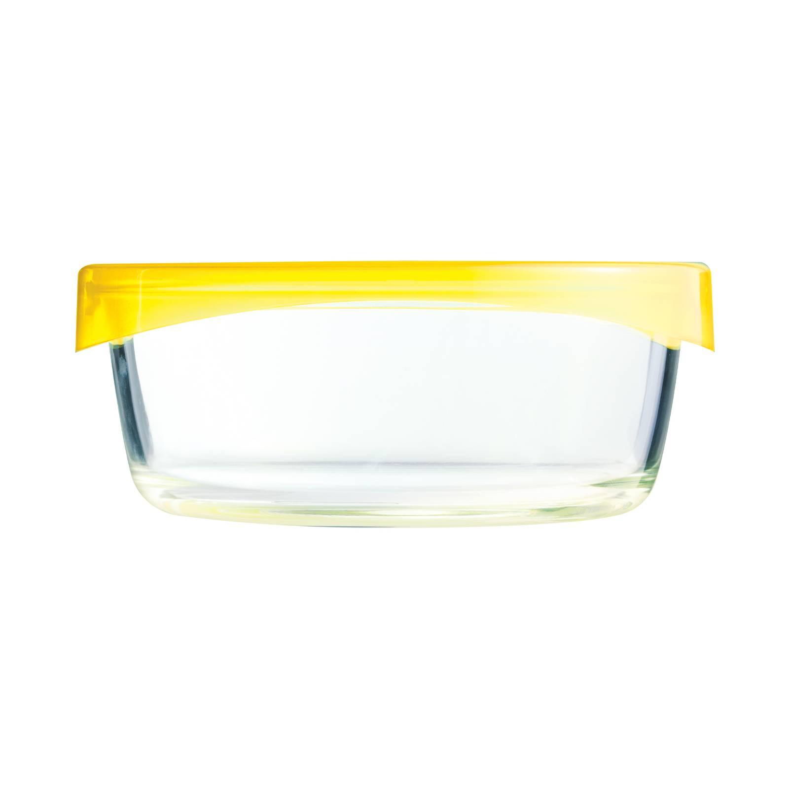Glasbehälter Keep 'n' Box 630 ml gelb LUMINARC