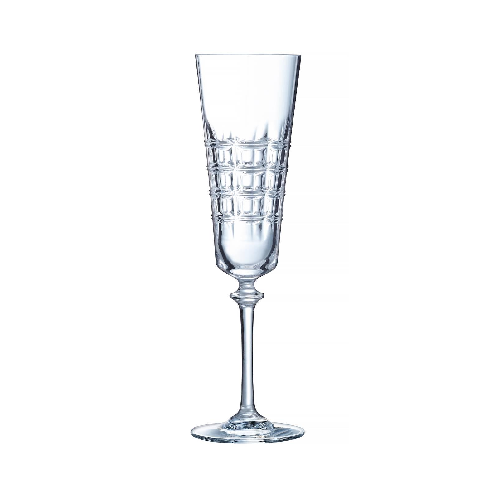 Set di 3 flauti da champagne Ninon 17 cl LUMINARC
