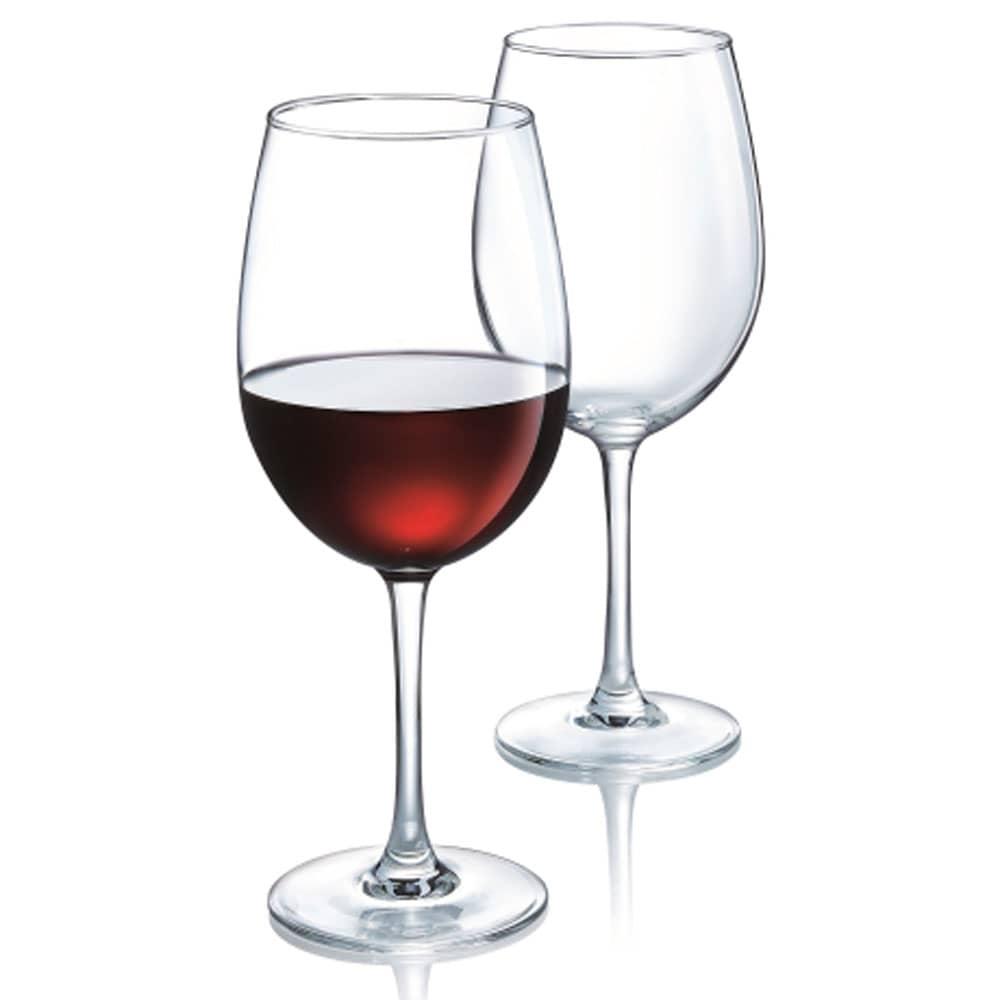 Komplet 6 kieliszków do wina Venus 350 ml AMBITION