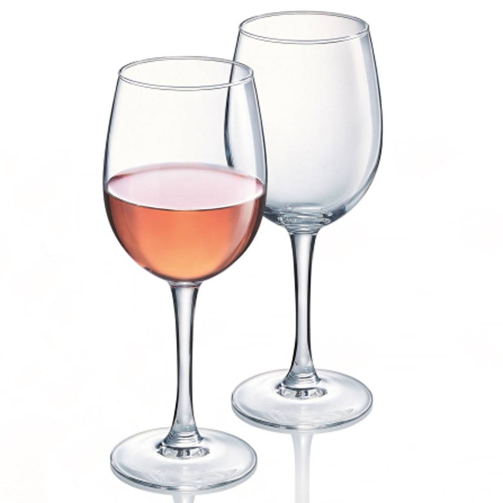 Komplet 6 kieliszków do wina Venus 260 ml AMBITION