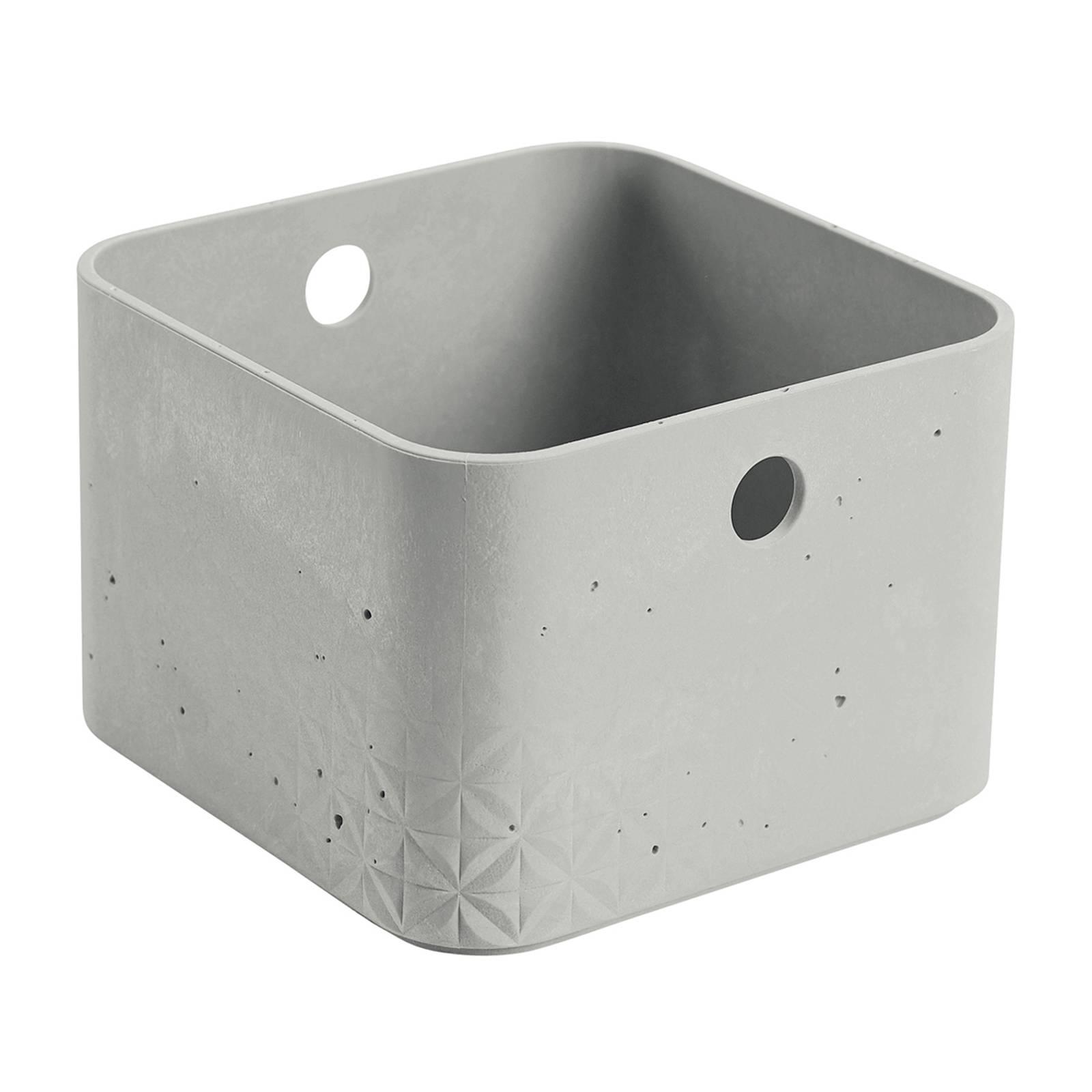 Förvåringslåda 3 L Betong grå CURVER