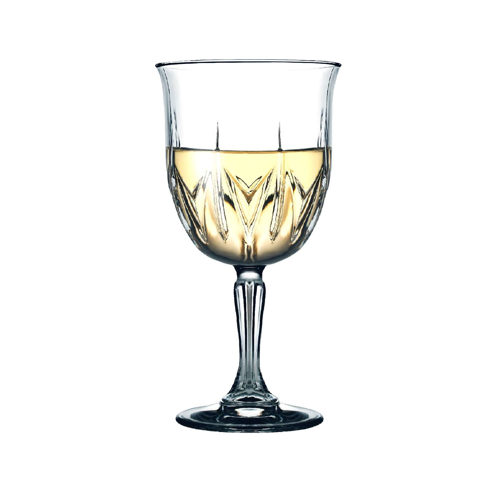 Set of 6 vodka glasses Karat 58 ml PASABAHCE