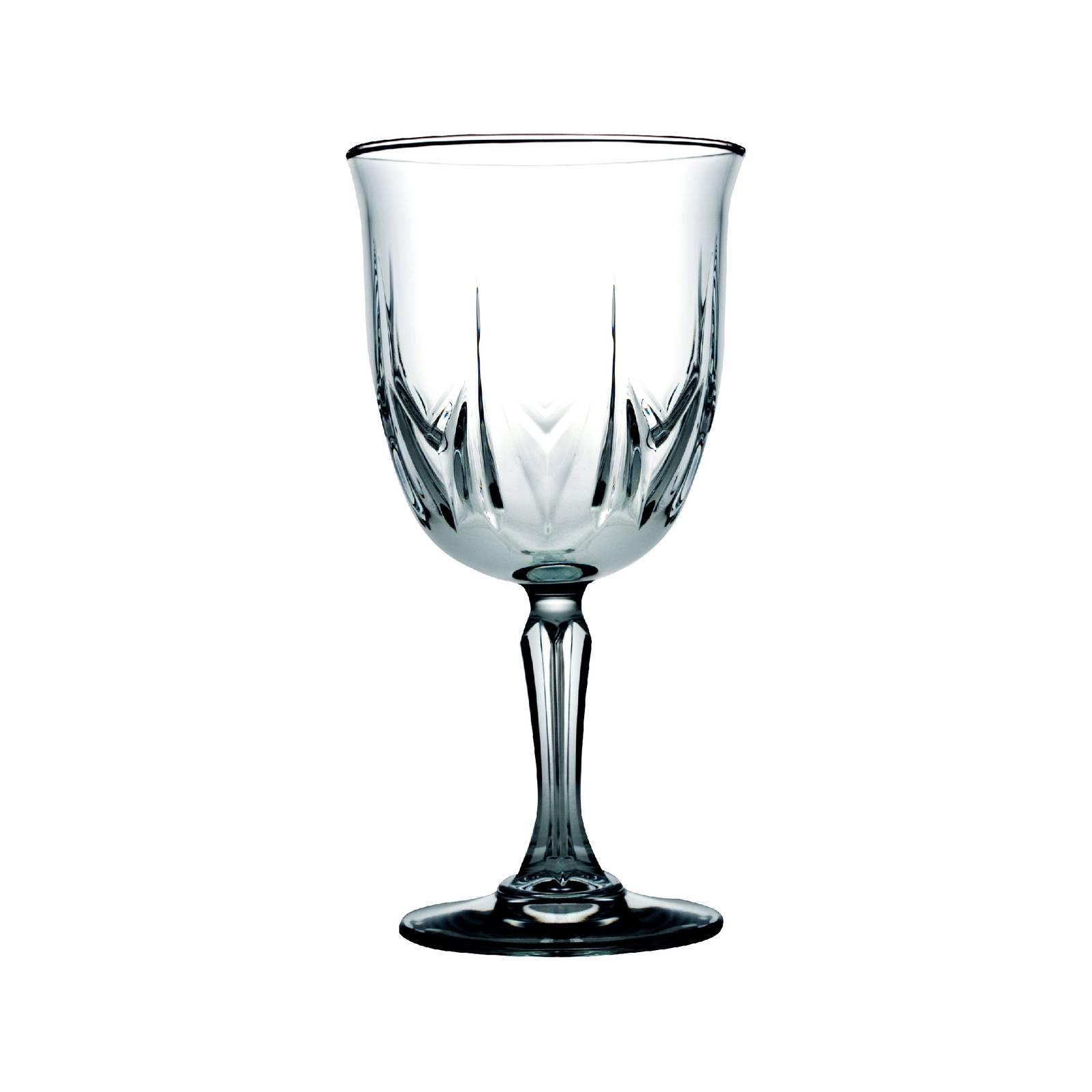 Set of 6 wine glasses Karat 335 ml PASABAHCE