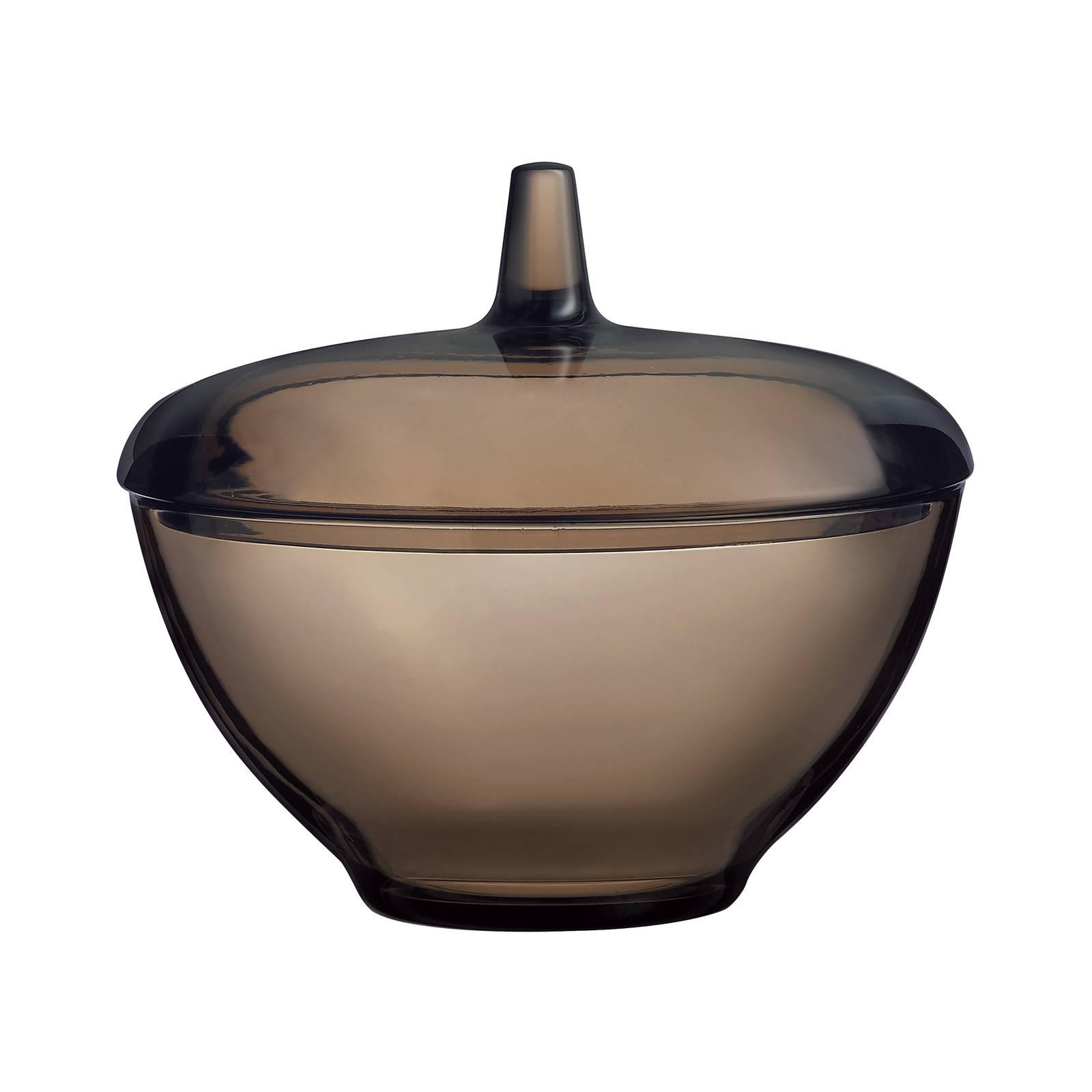 Sockerskål Rökfärgad 12 cm LUMINARC