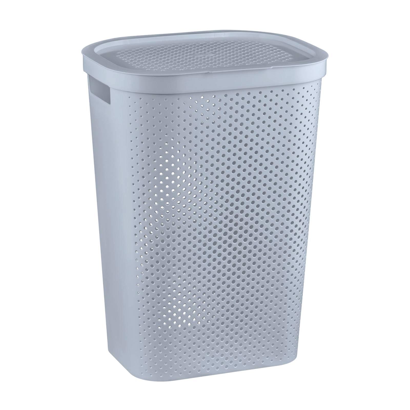 Tvättkorg Infinity 60 L grå CURVER