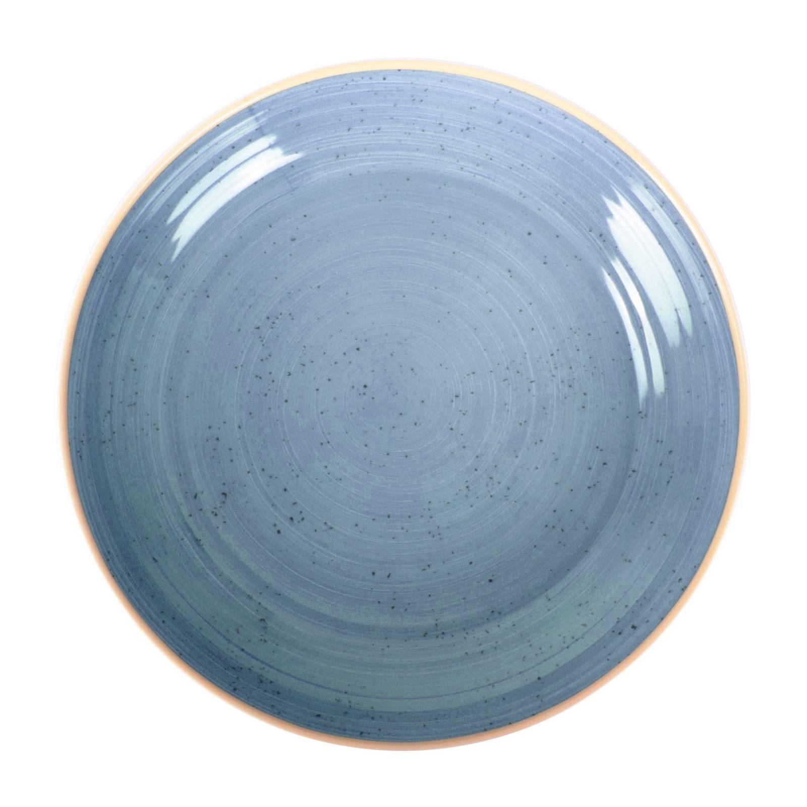 Assiette creuse calotte Terra Blue 26 cm ARIANE