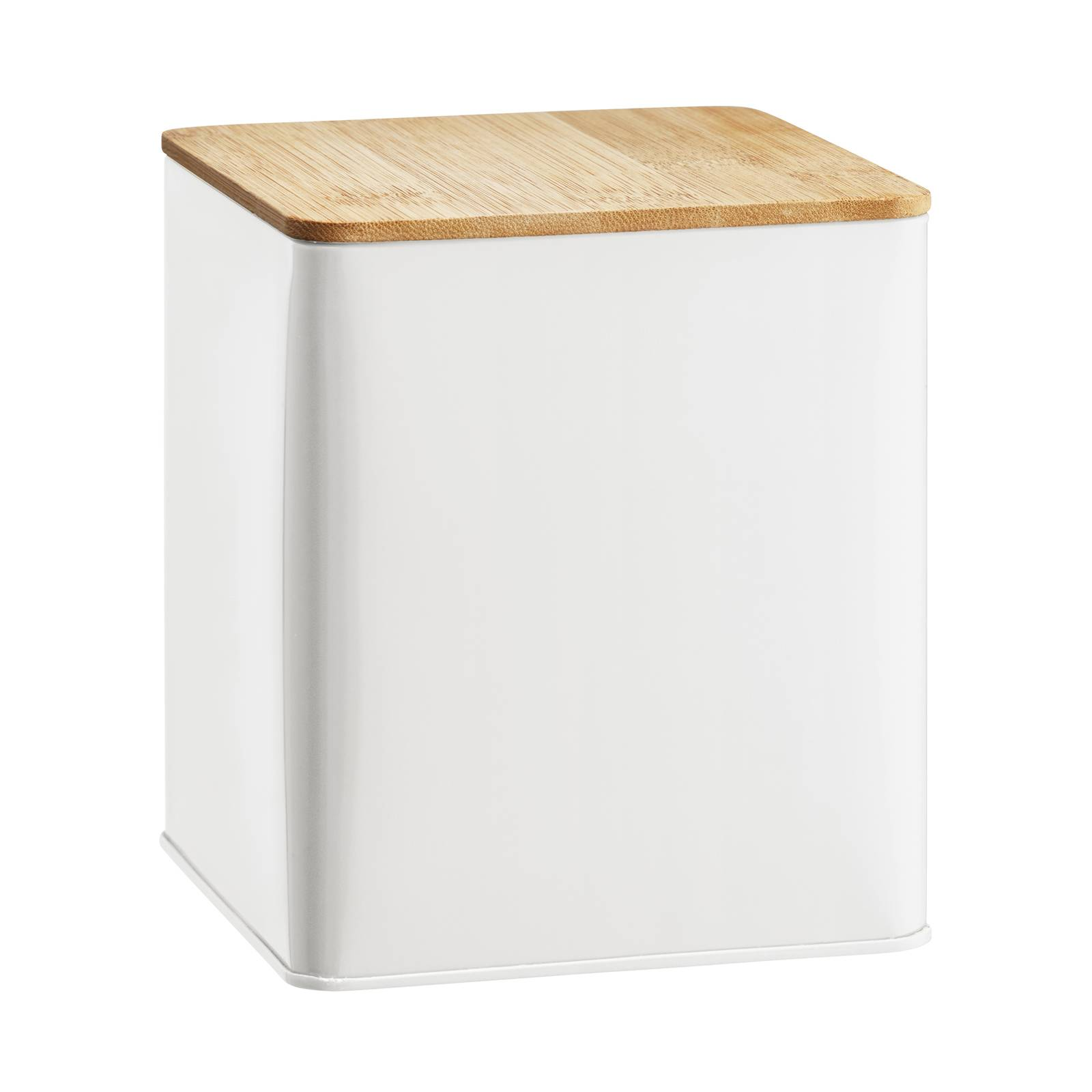Puszka z pokrywką Nordic 1,7 l biała AMBITION