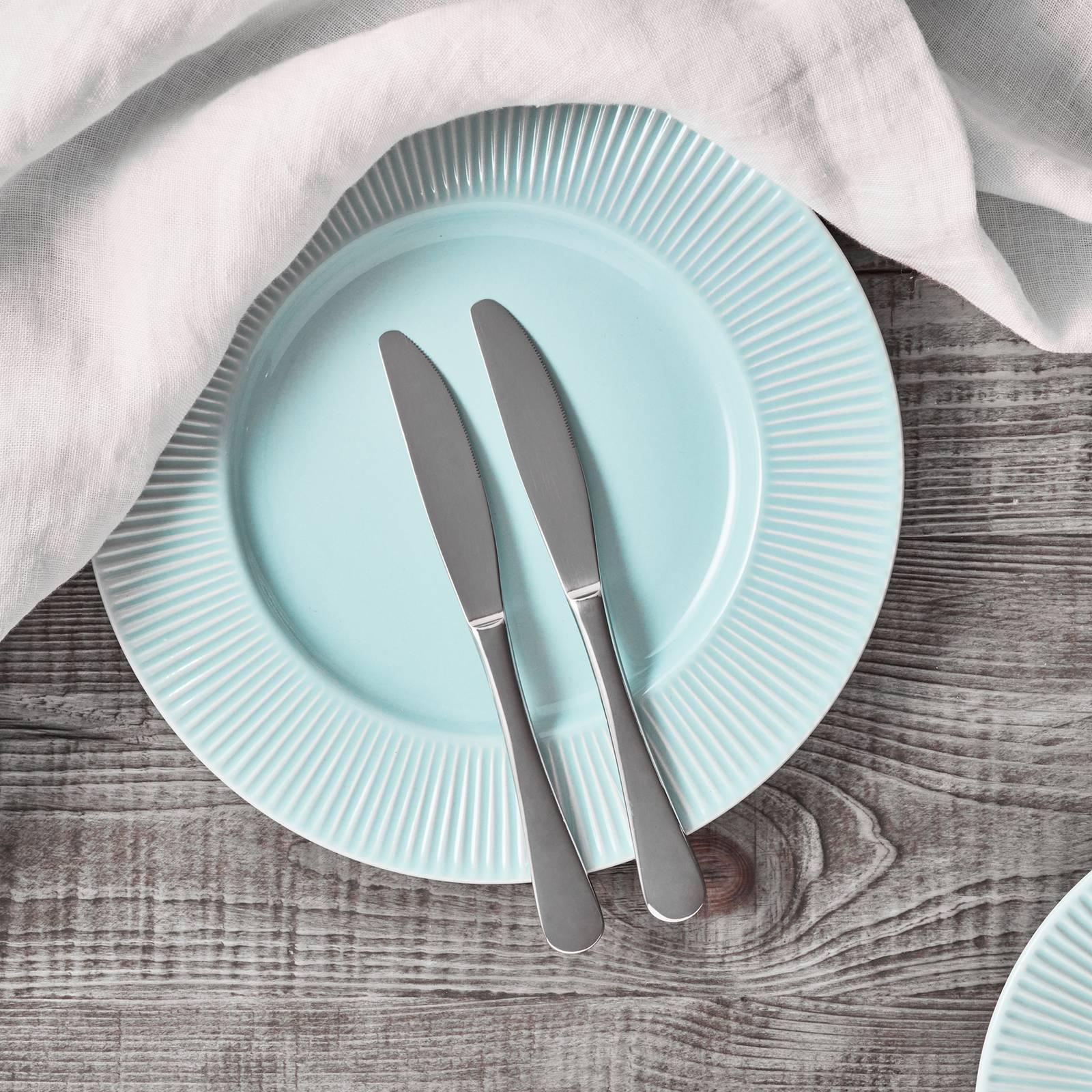 Lot de 2 couteaux de table Empoli AMBITION