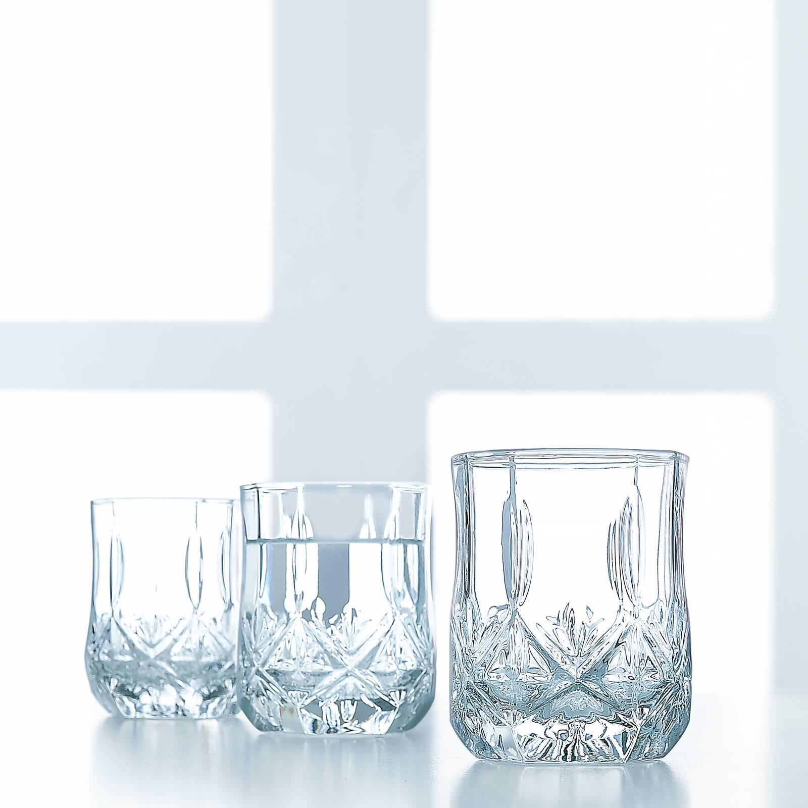 Set di 6 bicchieri Brighton 27 cl LUMINARC