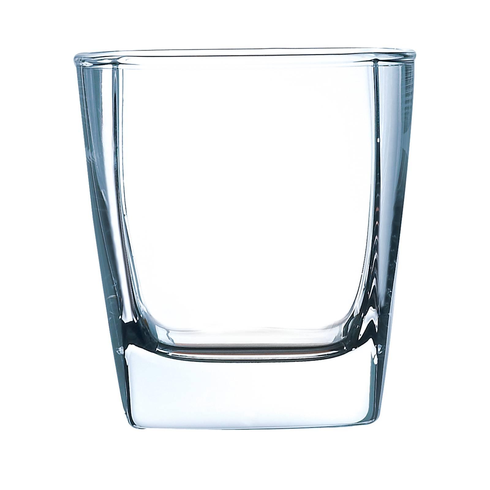 Set 6 bicchieri bassi 30cl STERLING