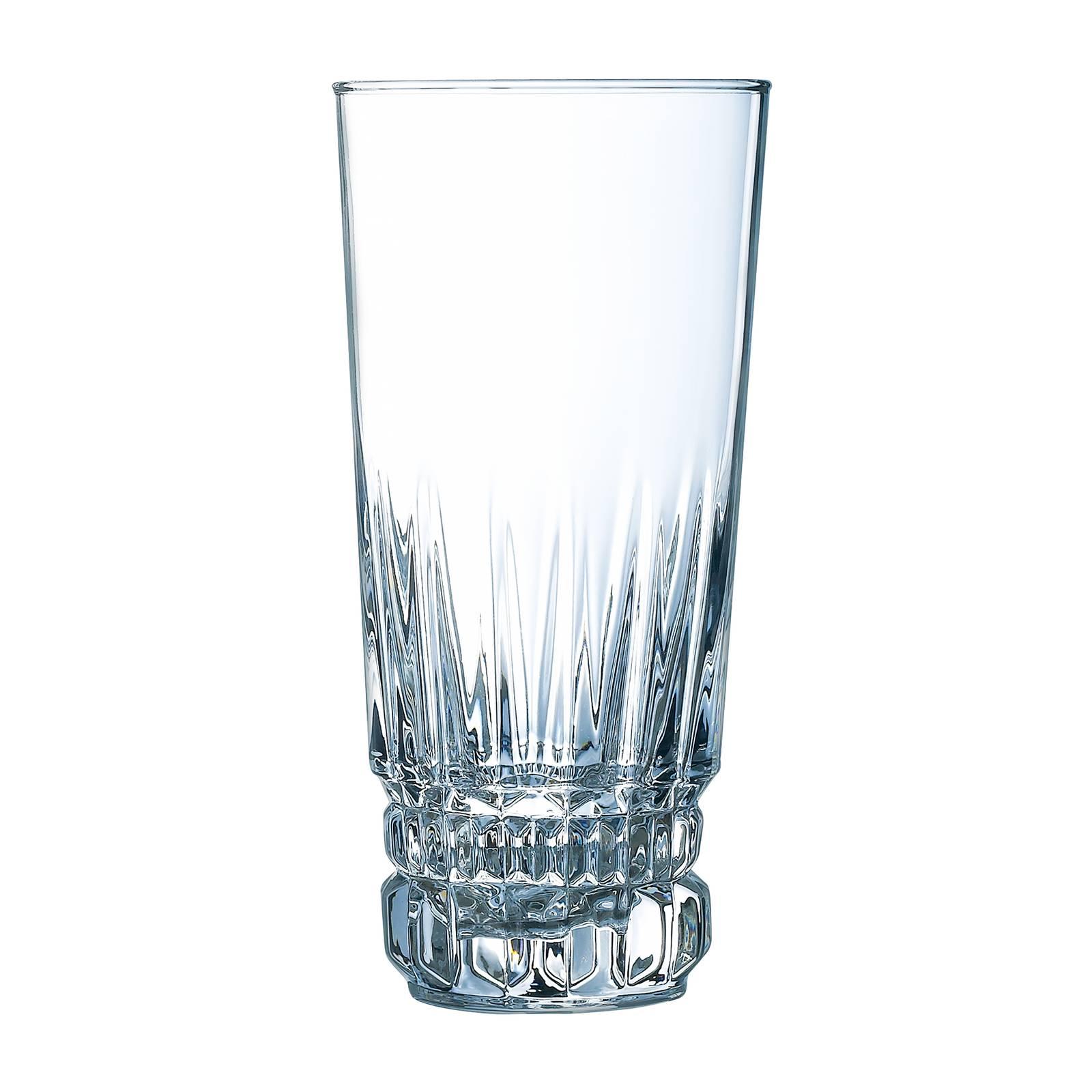 Set di 3 bicchieri alti 31 cl Imperator LUMINARC
