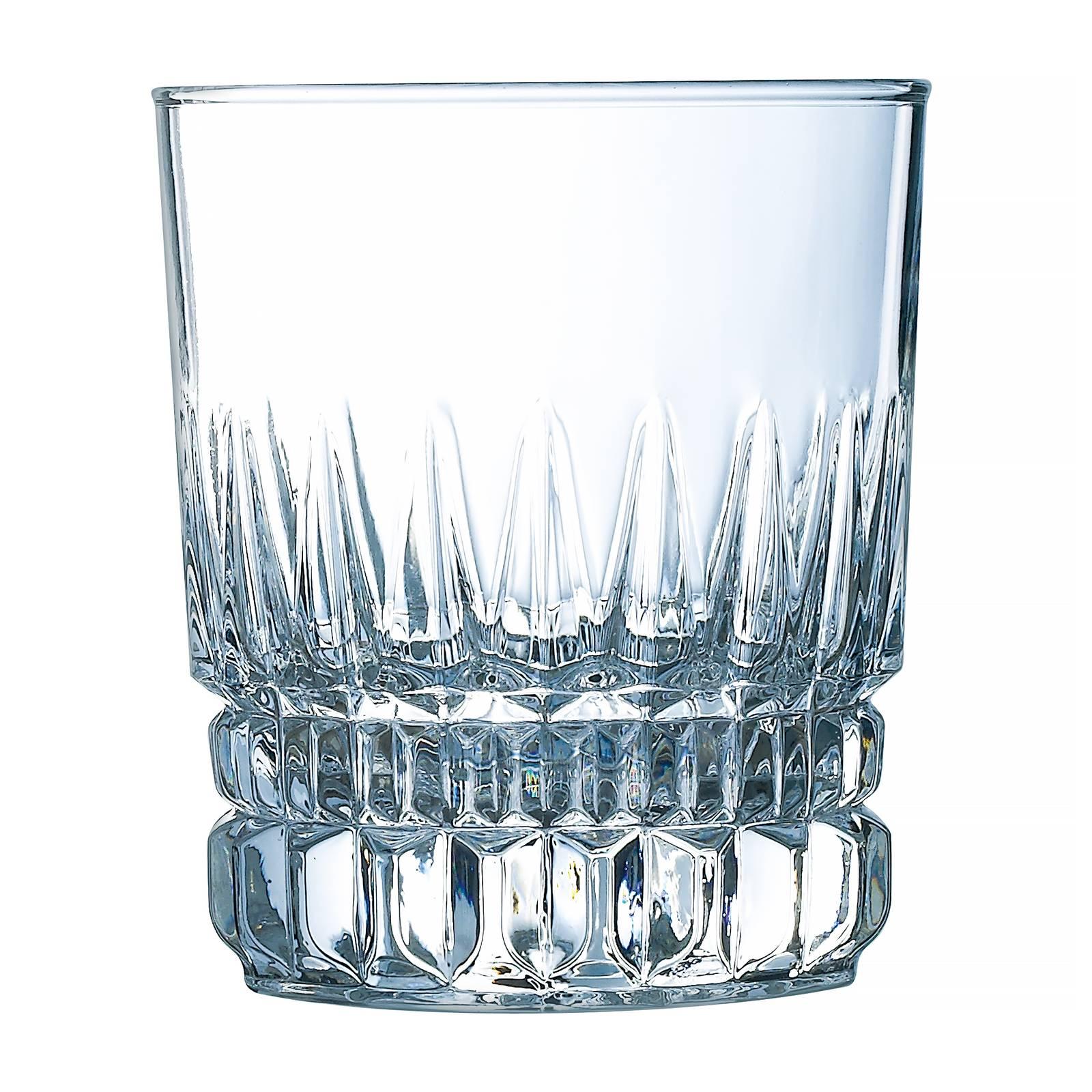 Set 6 bicchieri bassi Imperator 30 cl LUMINARC