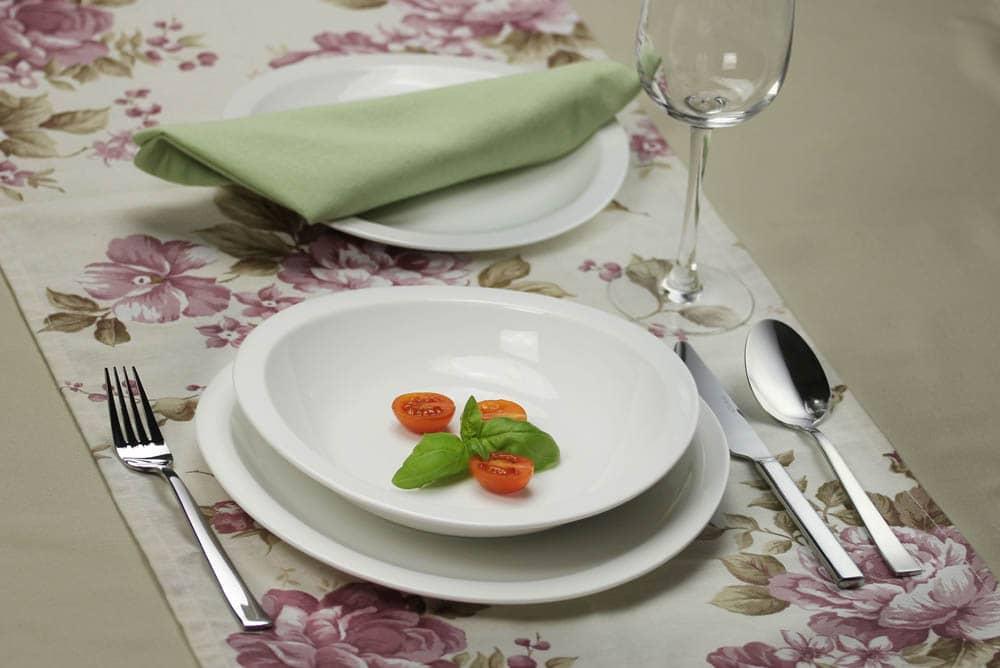 Komplet obiadowy Paris 18-elementowy AMBITION