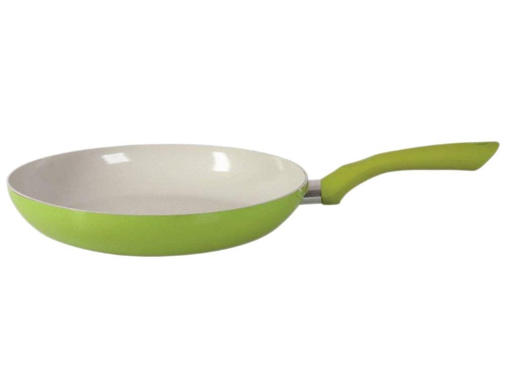 Patelnia z powłoką ceramiczną Fusion Fresh Green 20 cm AMBITION