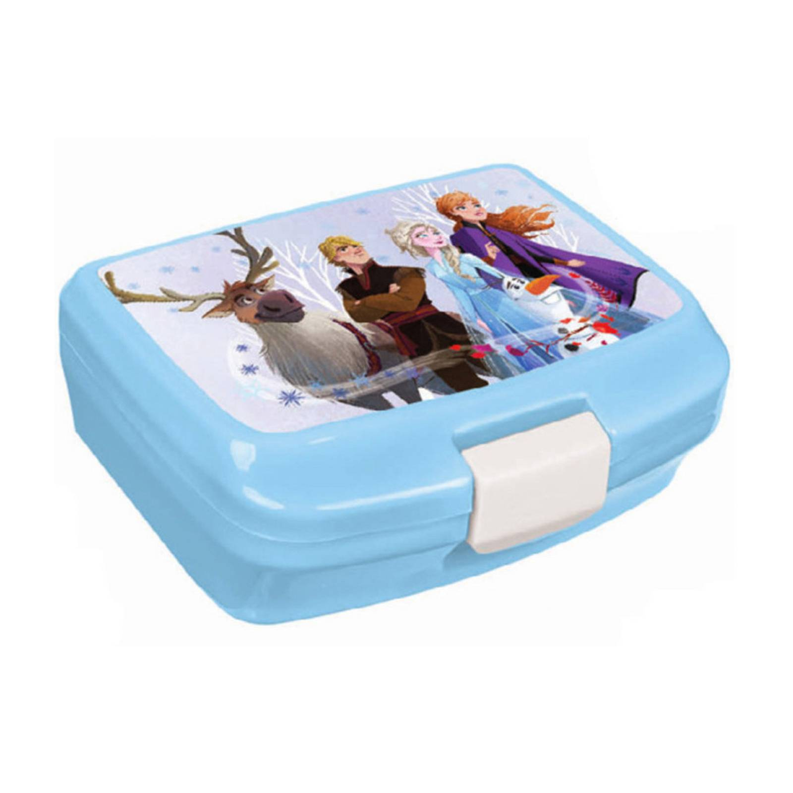 Lunchbox Frozen II Trek Blue 17 x 12,2 cm DISNEY