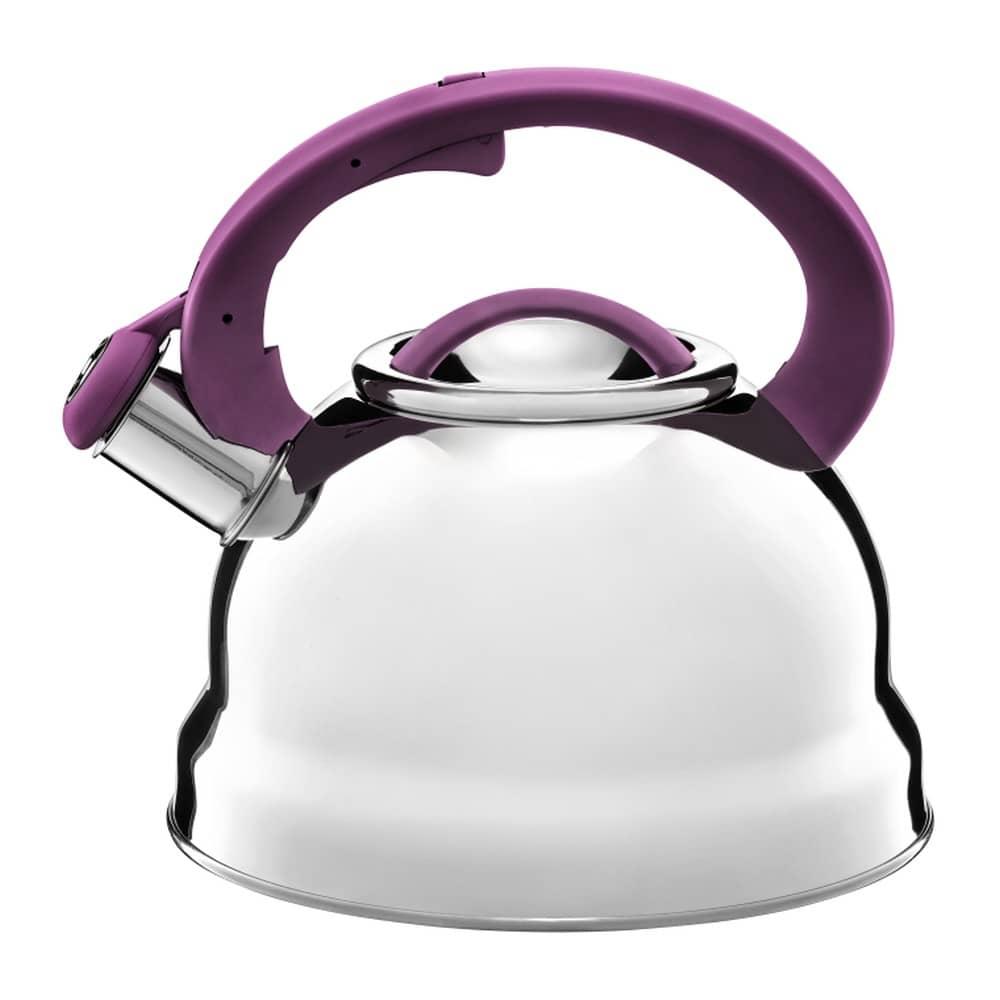 Bouilloire Glamouranse anse violette 2,6 l AMBITION