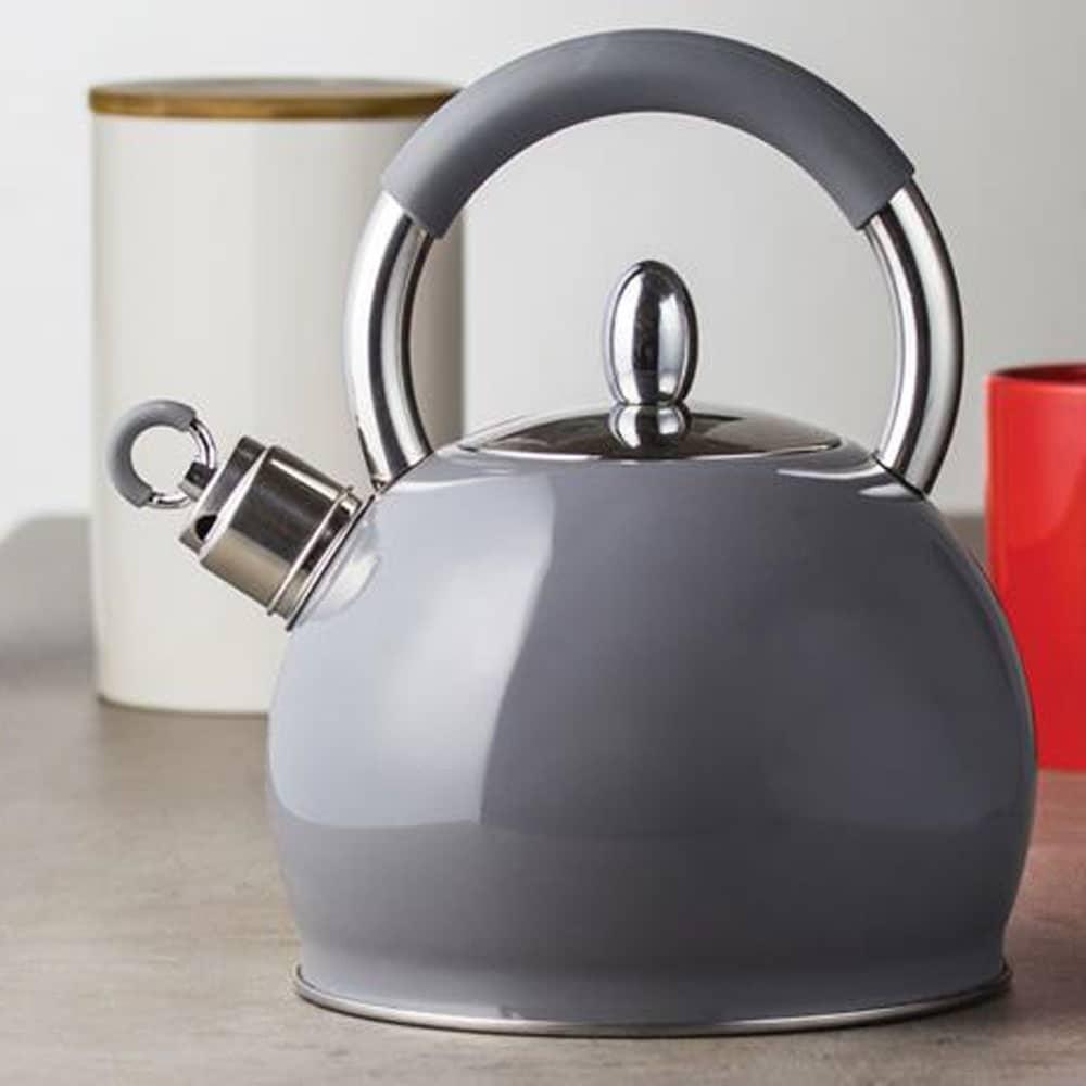 Nerezový čajník Creamy Gray 2,9 l AMBITION
