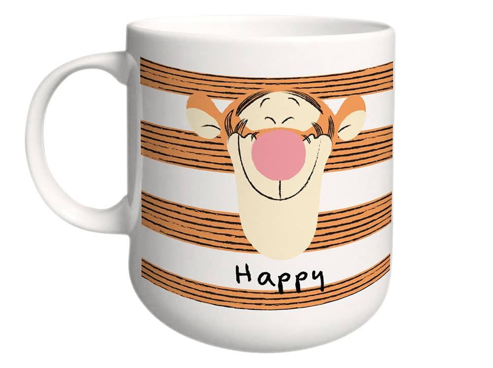 Mug Tigrou Happy, Fussy 35 cl DISNEY