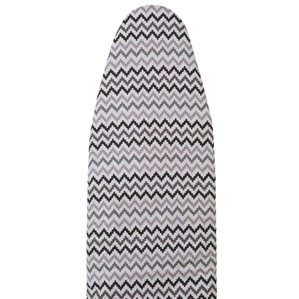 Pokrowiec na deskę do prasowania 120 x 37 cm Zygzak JOTTA
