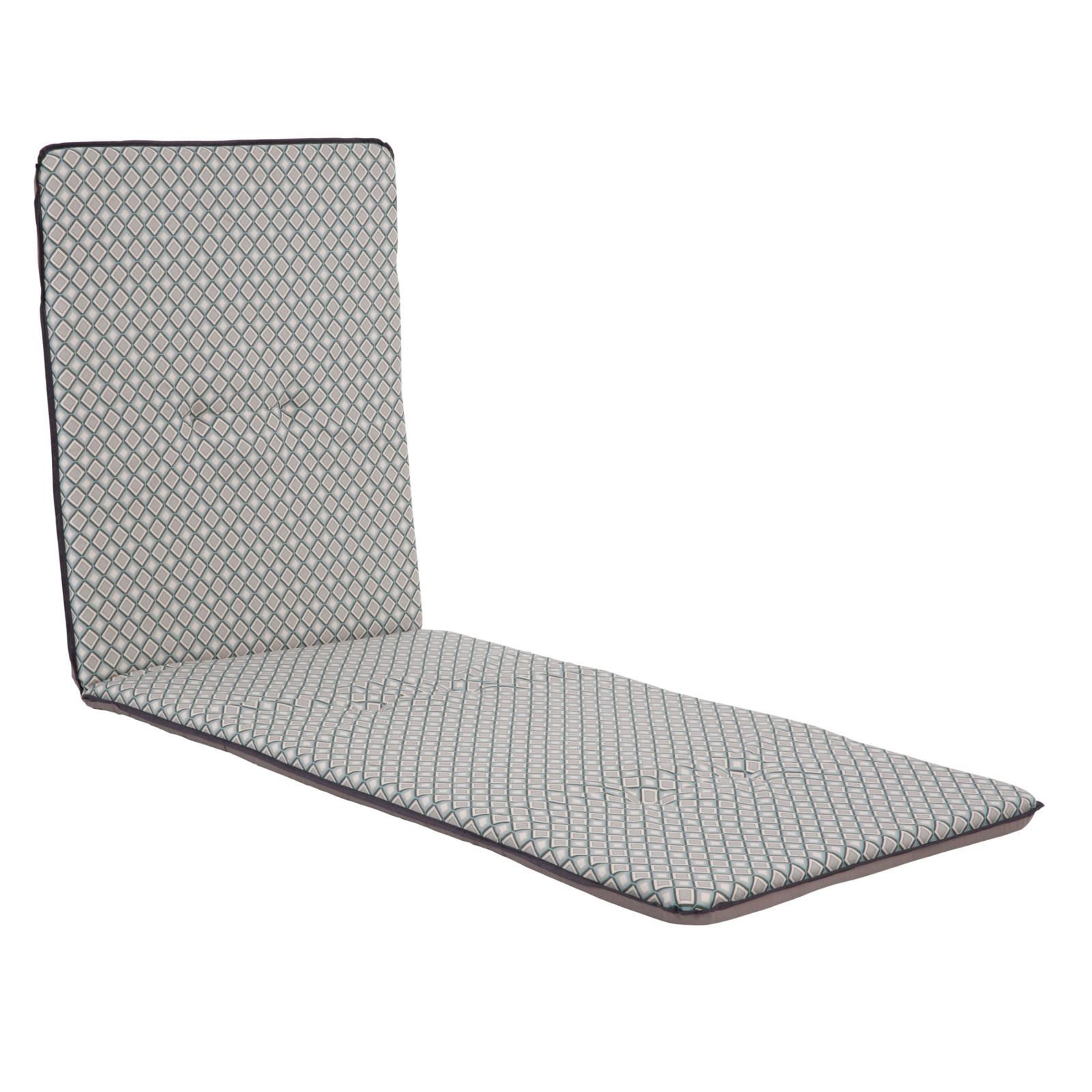 Poduszka dwustronna na leżak / łóżko Mona Liege 4 cm L109-24PB PATIO
