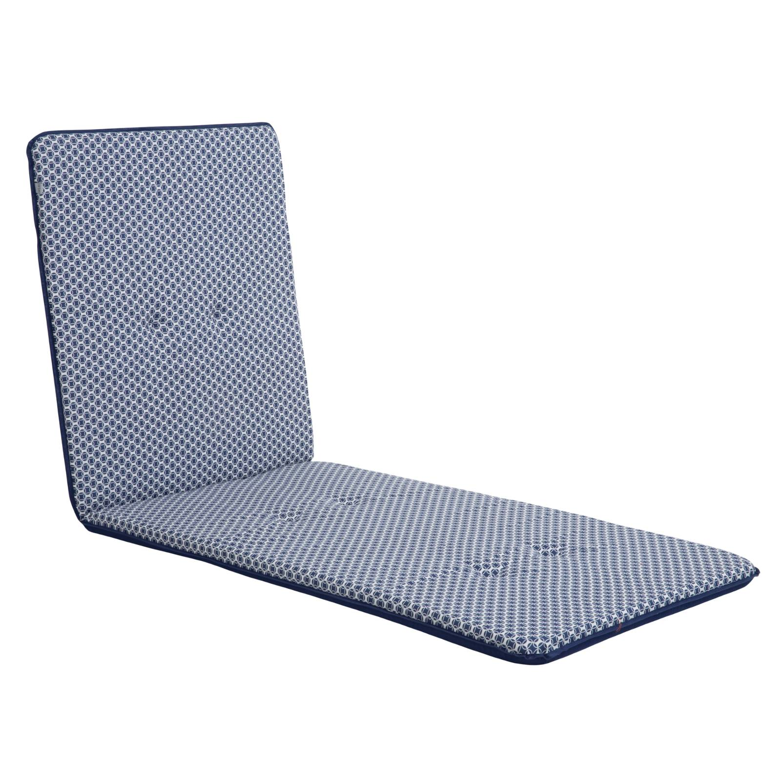 Poduszka dwustronna na leżak / łóżko Mona Liege 4 cm L110-01PB PATIO