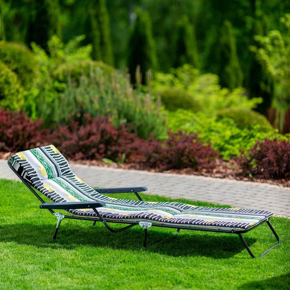 Polohovacie záhradné lehátko / lôžko Torino C025-06PB PATIO