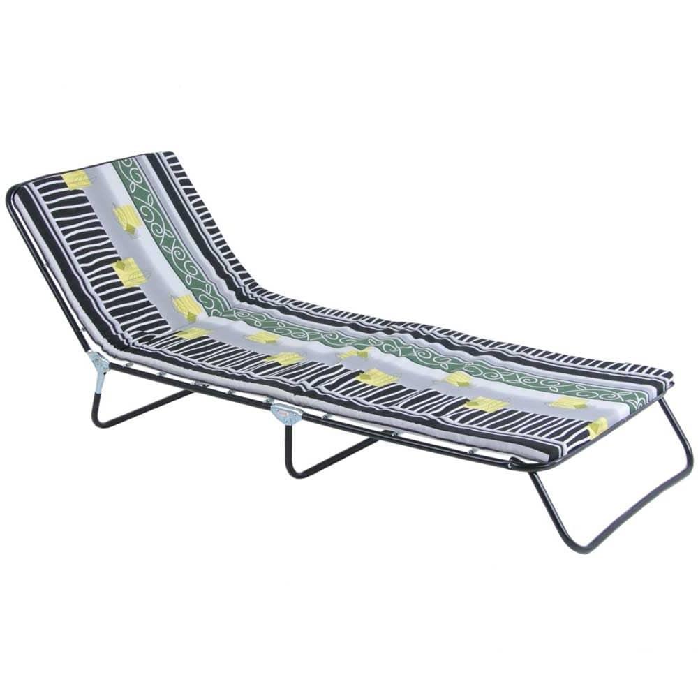 Turistické ležadlo / lôžko Komfort 68 x 196 x 78 cm C025-06BB PATIO