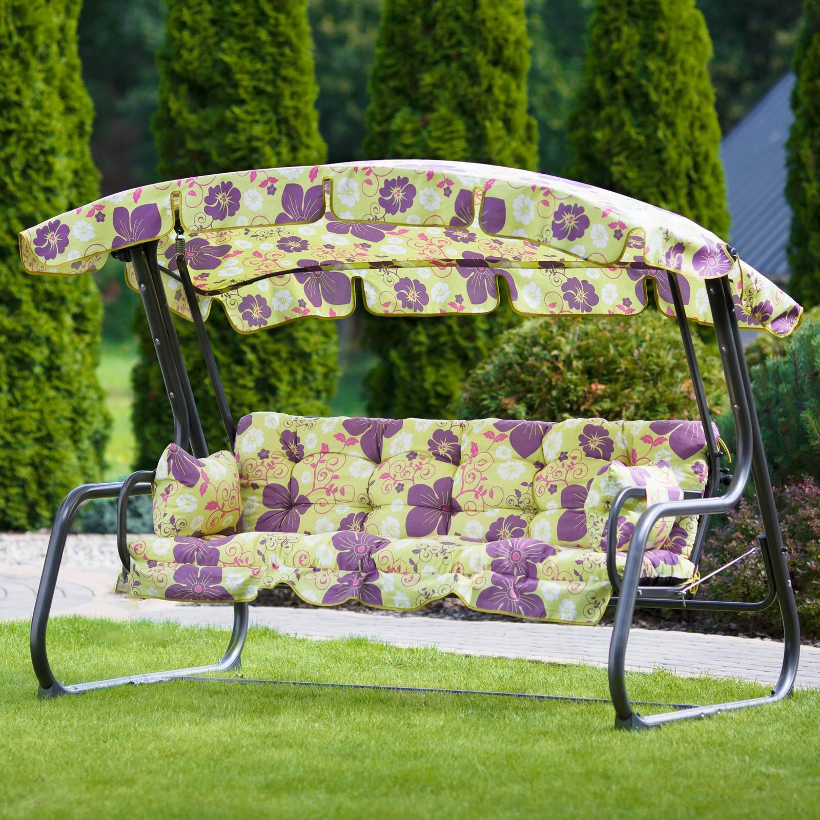 Huśtawka ogrodowa Ravenna A032-12LB PATIO