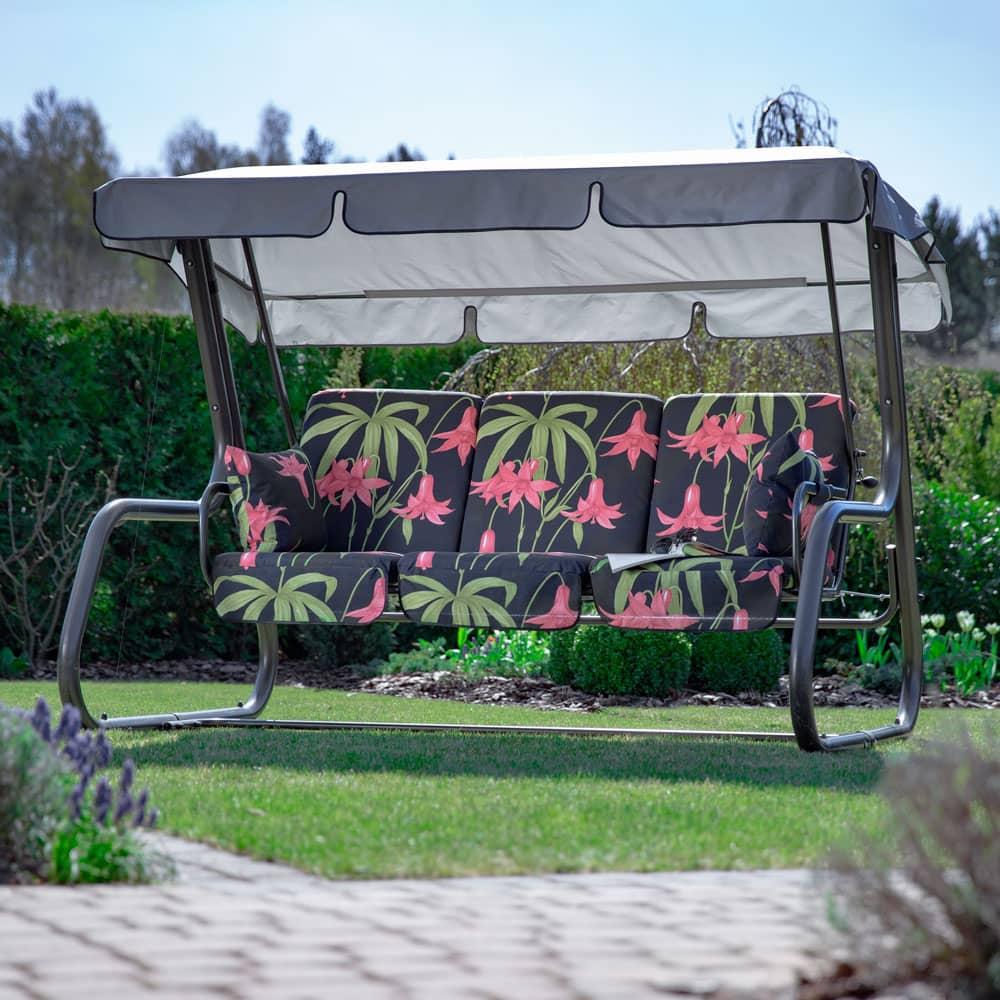 Balancelle de jardin Rimini A038-03LB PATIO