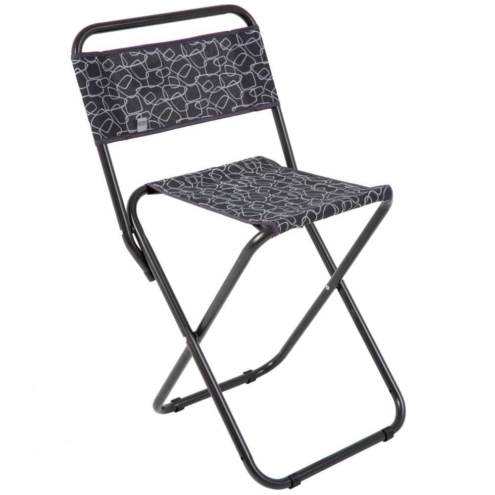 Krzesełko campingowe Polo Lux PATIO MIX KOLORÓW