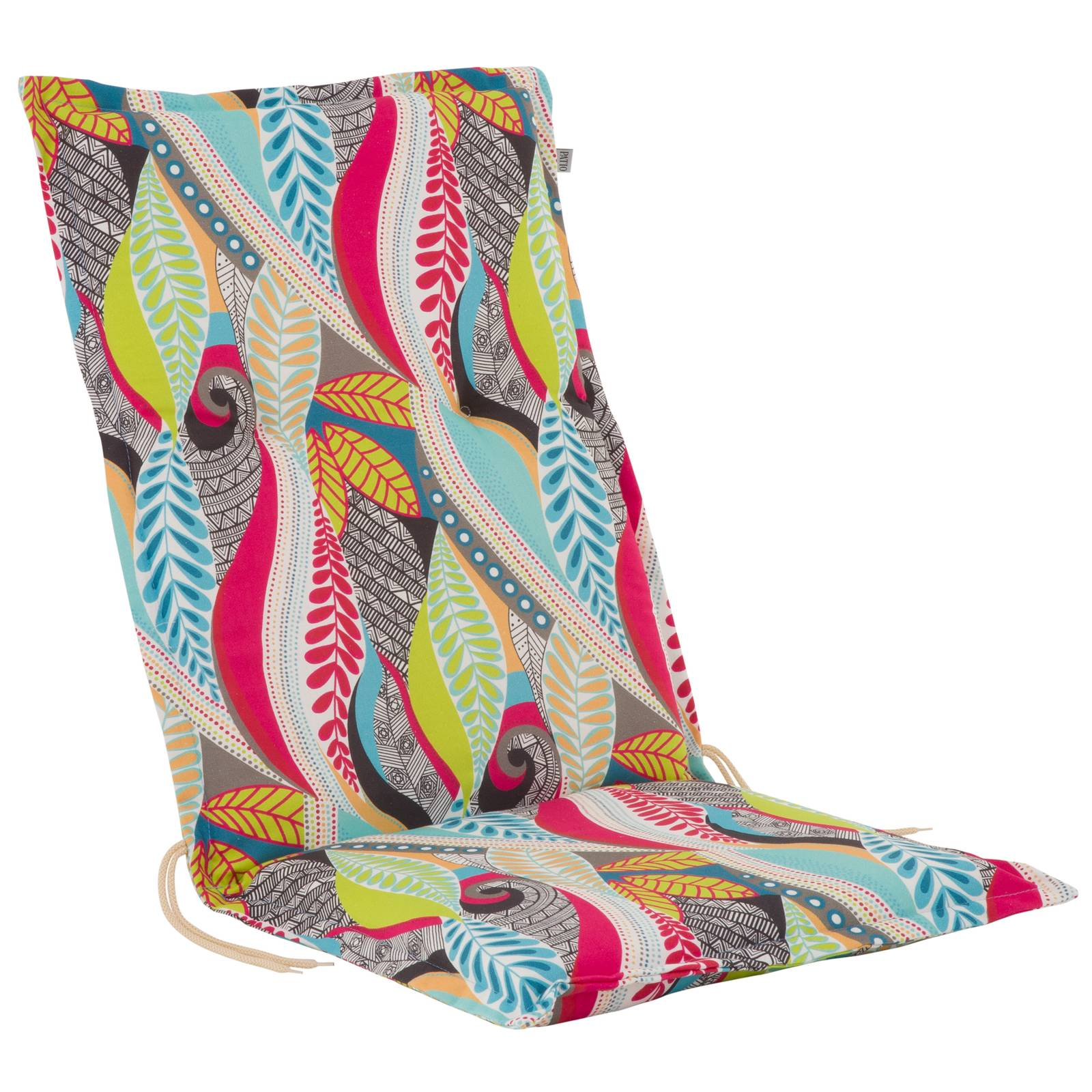 Poduszka na krzesło Malezja Niedrig 5 cm G039-11HB PATIO