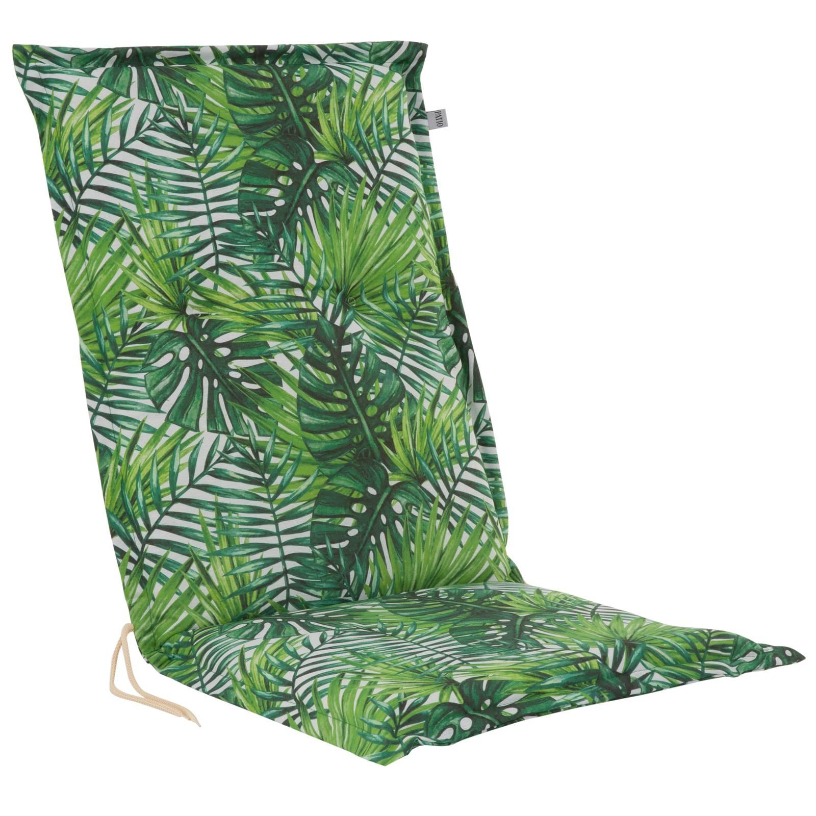 Poduszka na krzesło Malezja Niedrig 5 cm G035-02LB PATIO