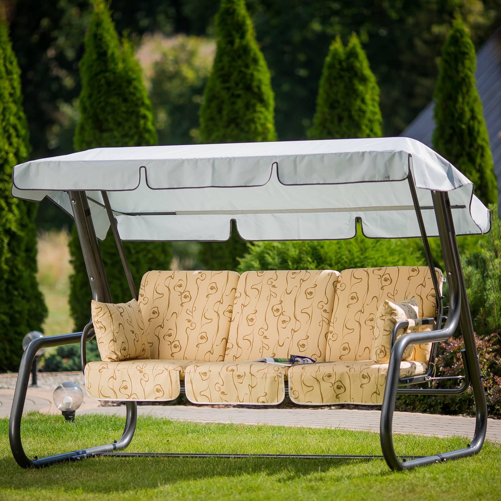 Poduszki na huśtawkę 180 cm Rimini / Venezia G009-05HW PATIO
