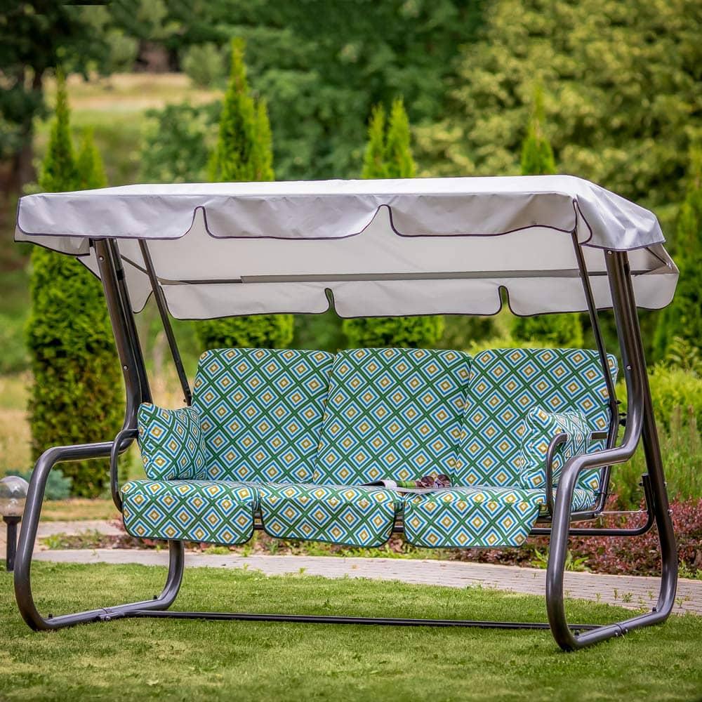 Replacement cushions for swing 180 cm Rimini / Venezia H019-02PB PATIO