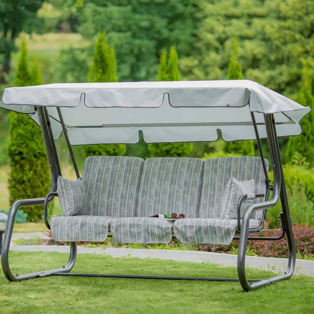 Replacement cushions for swing 180 cm Rimini / Venezia C051-06LB PATIO