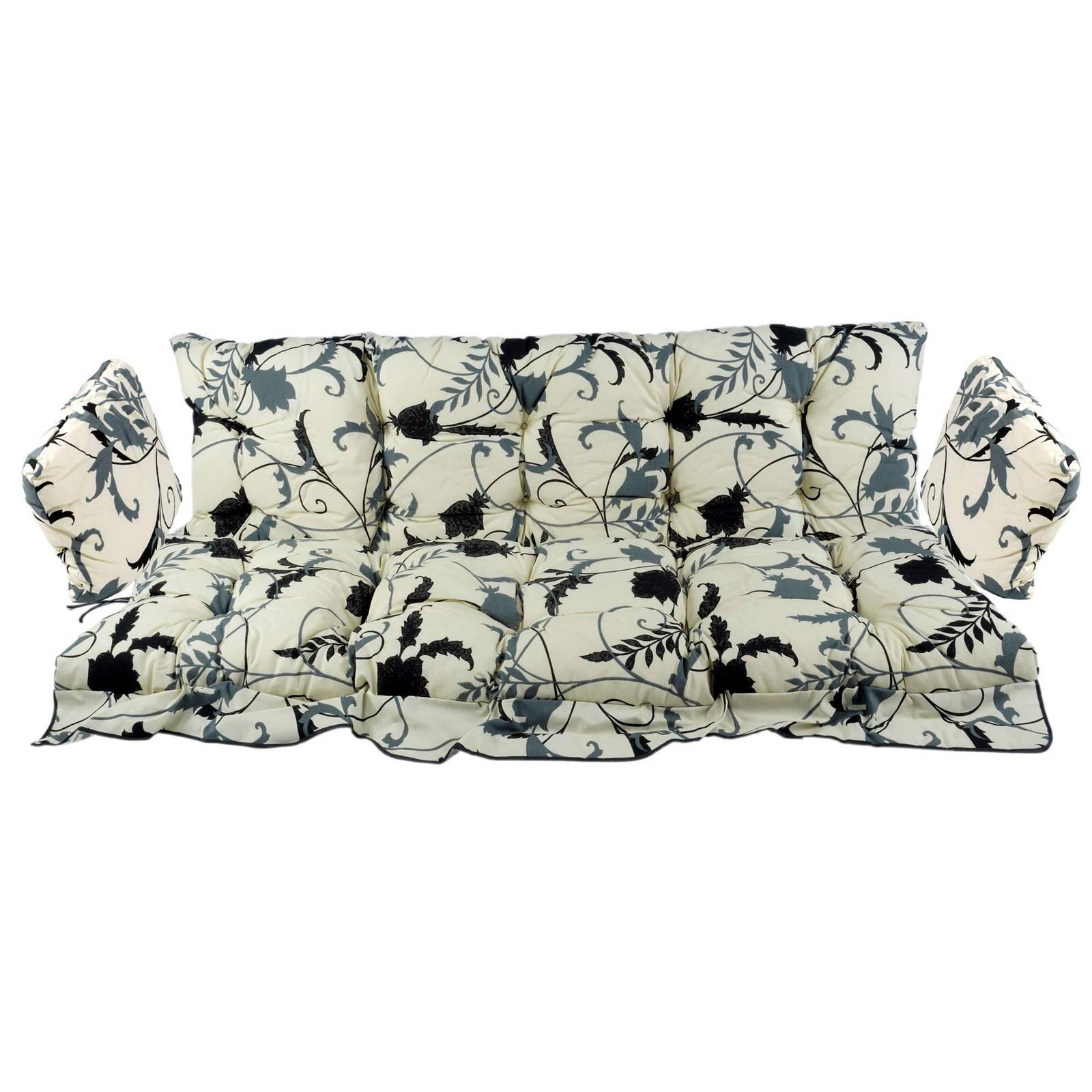 Cuscini e tettuccio per dondolo 170 cm Ravenna A044-06LB PATIO