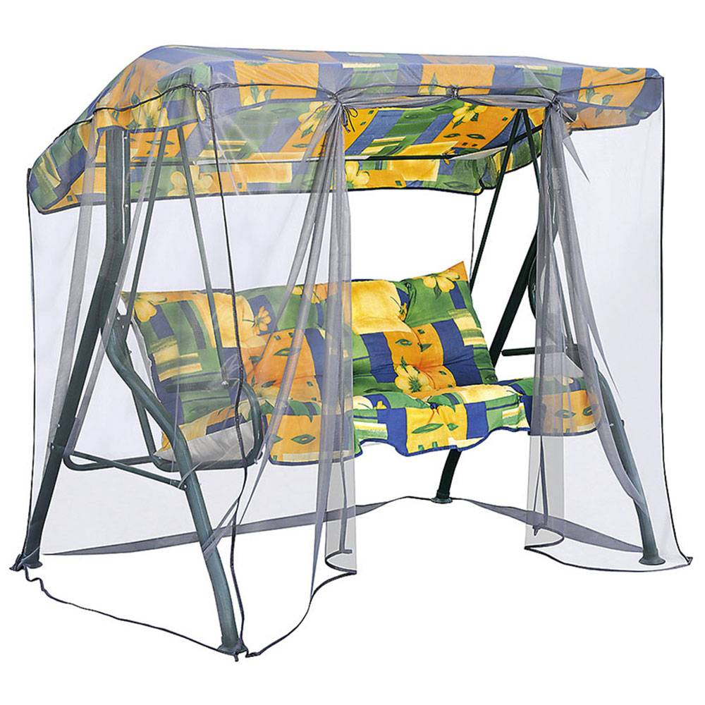 Universal mosquito net for the garden swings S PATIO