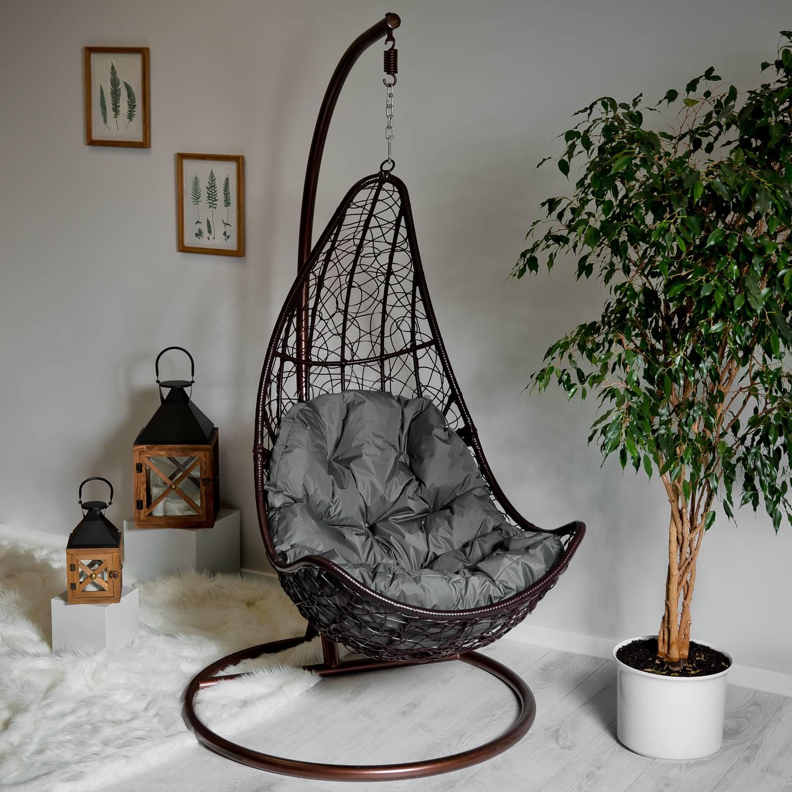 Poduszka na fotel wiszący Trapez D031-26CW 144 x 90/64 x 10/12 cm PATIO