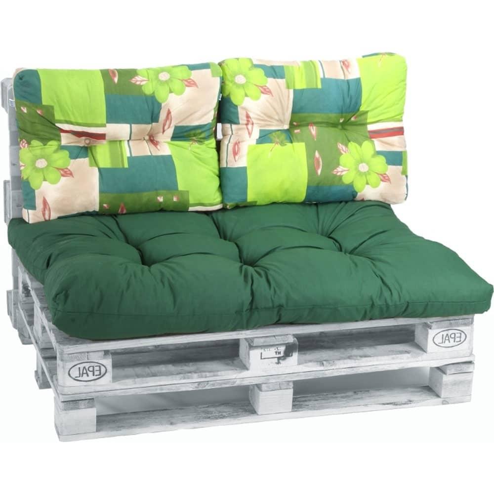 Komplet poduszek na palety Termi L100-02PB PATIO