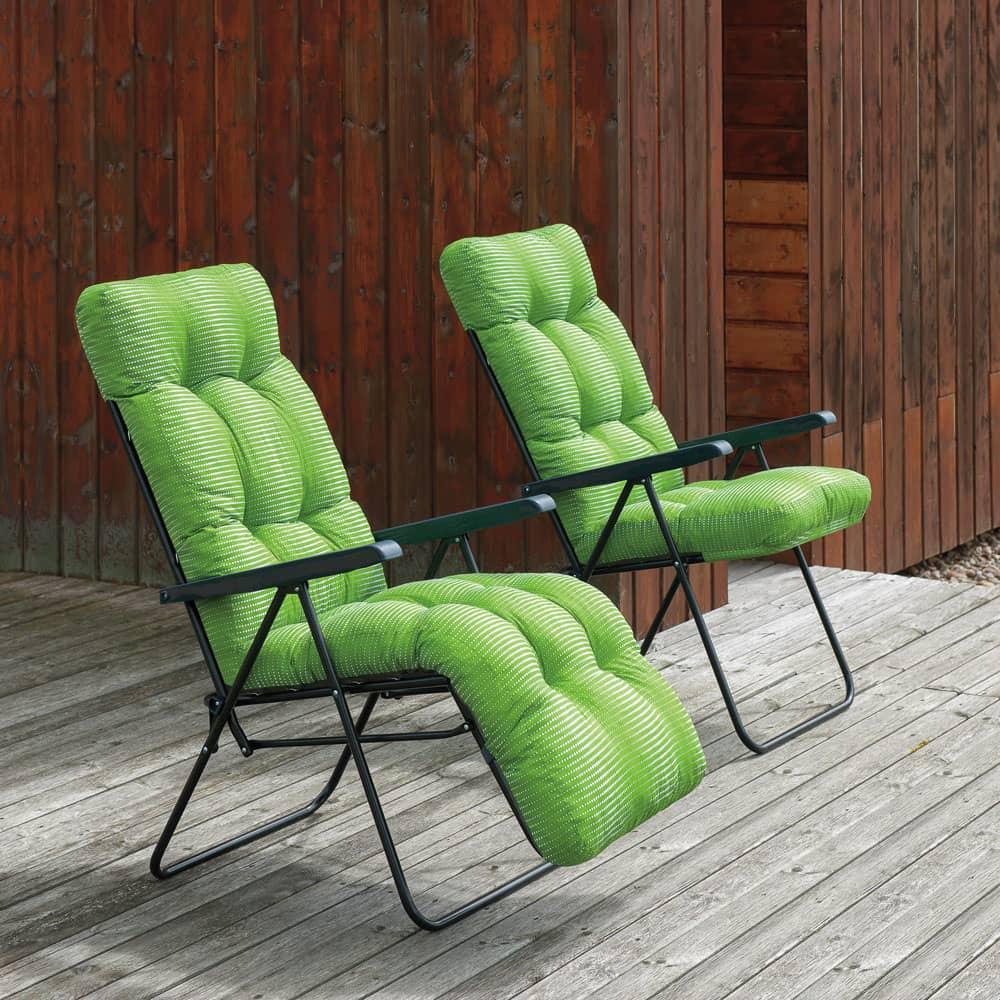 Poduszka na fotel Cordoba Plus 8/10 cm H016-12PB PATIO