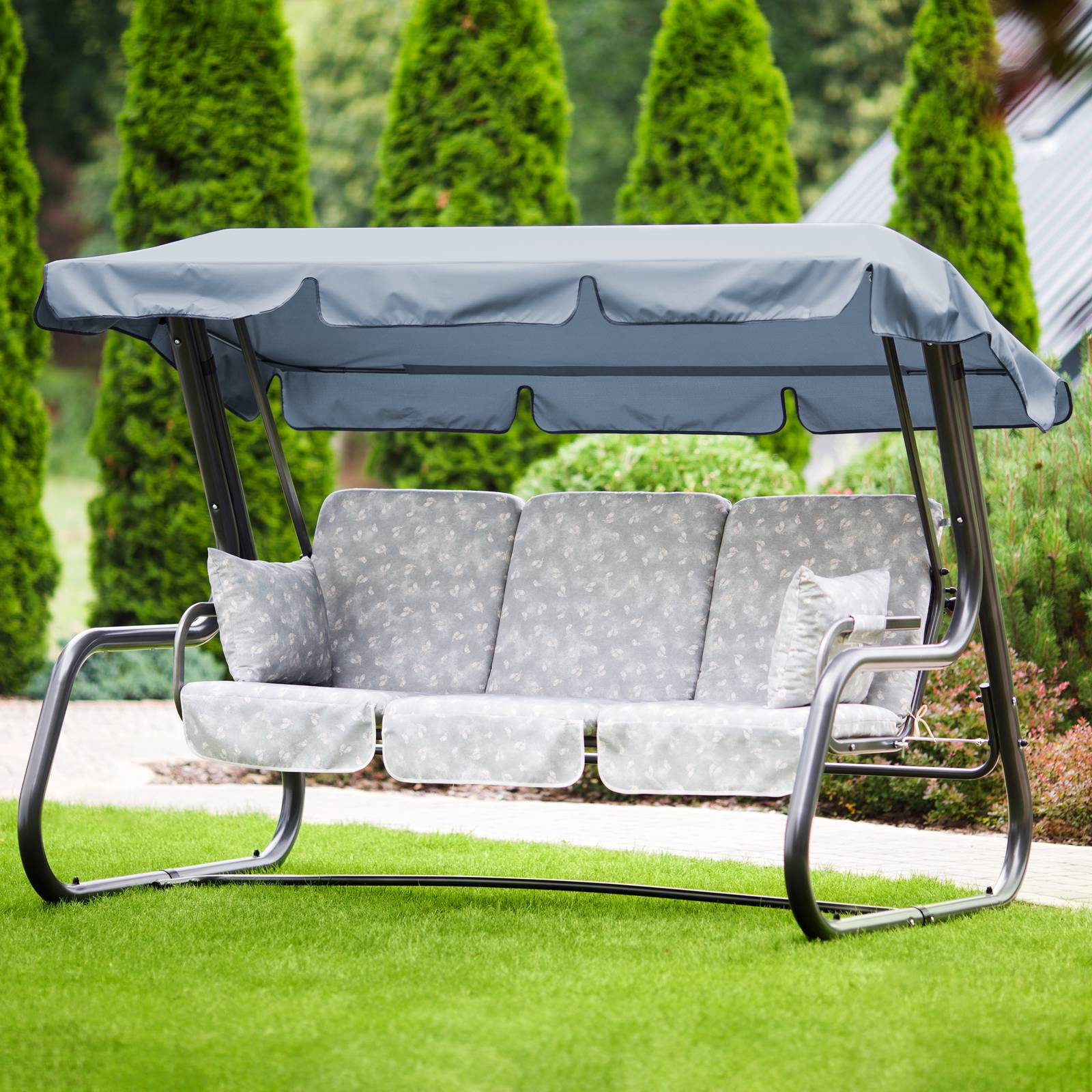 Replacement garden swing cushions 180 cm Rimini / Venezia A077-06LB PATIO