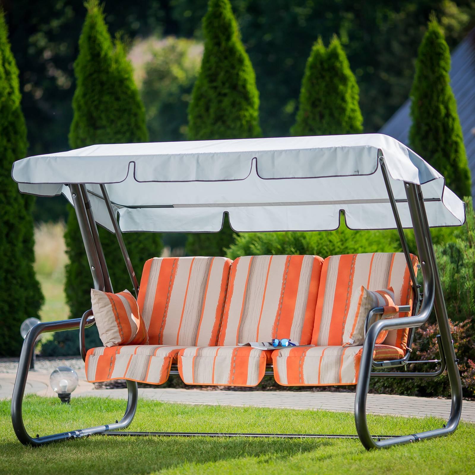 Replacement garden swing cushions 180 cm Rimini / Venezia C019-13LB PATIO