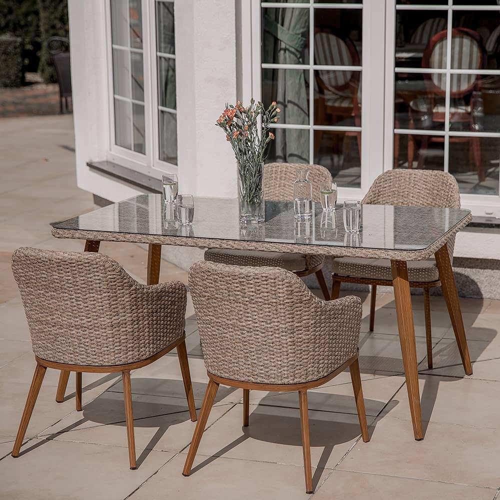 Ensemble de meubles Melanie cappuccino PATIO