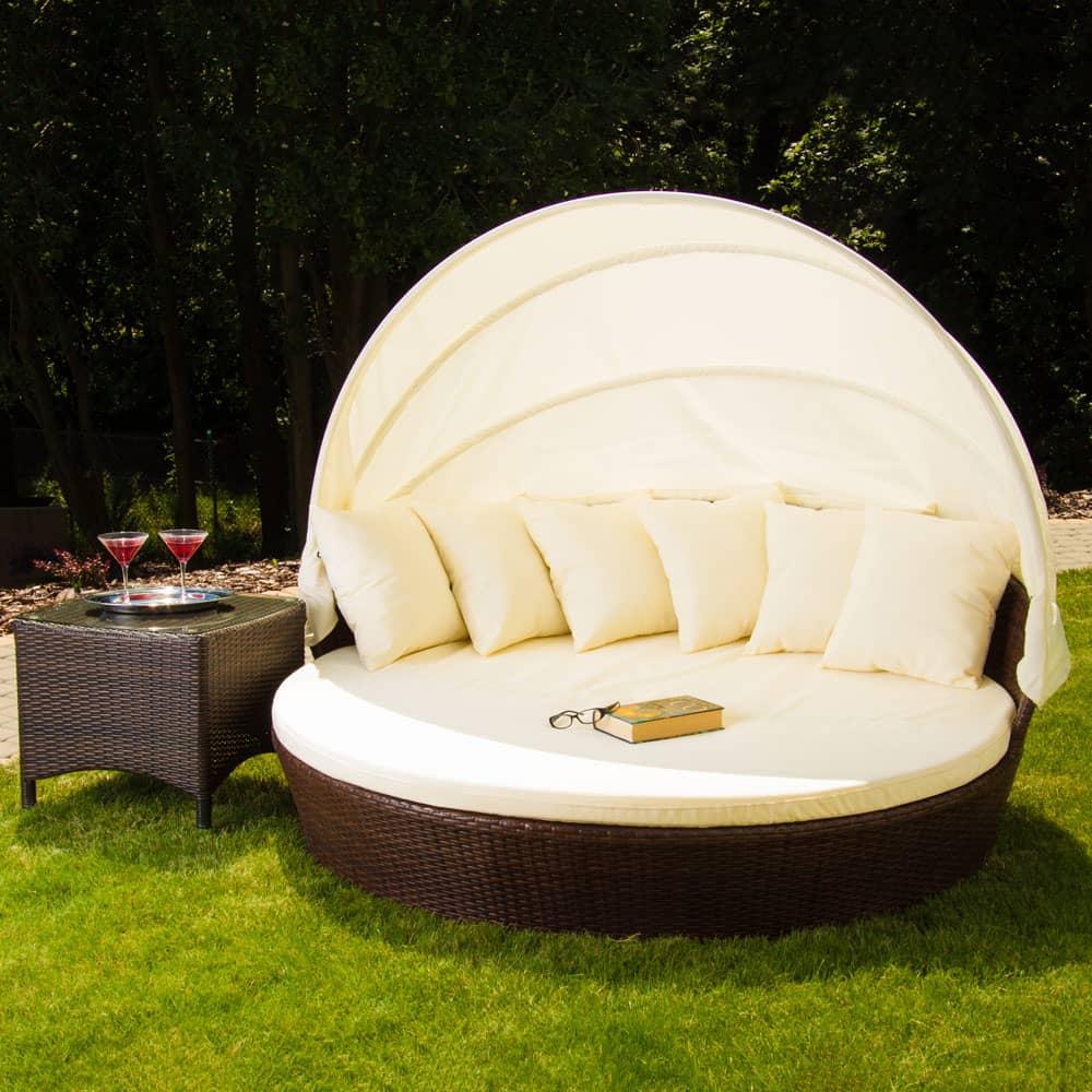 Gartenbett mit Dach Nicolas PATIO