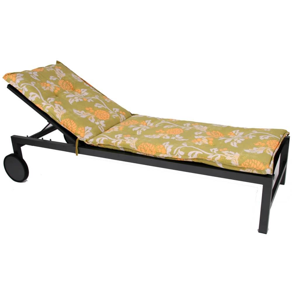 Cojín colchón para tumbona de jardín Malezja Liege 5 cm A022-02HB (03007-02) PATIO