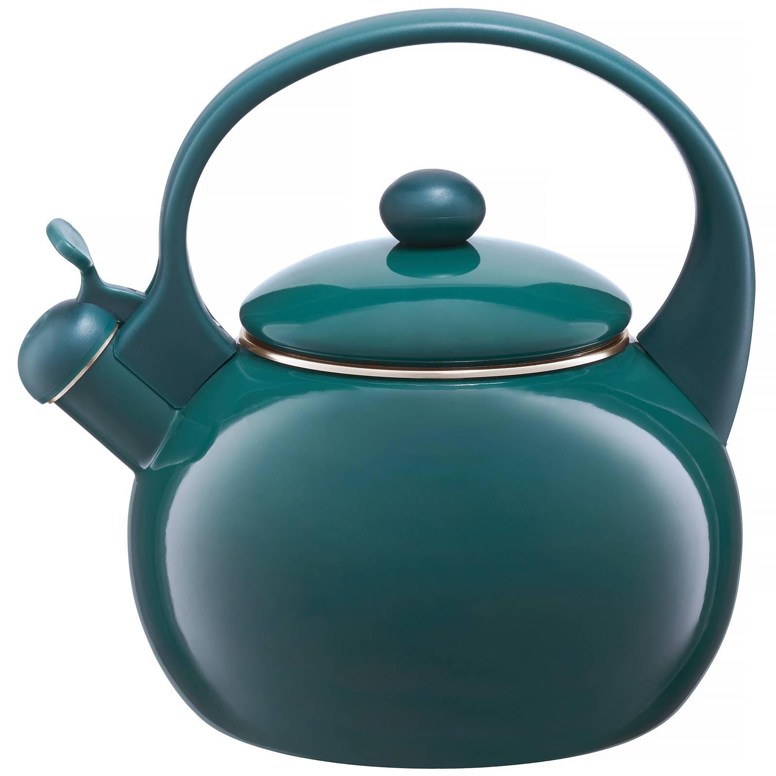 Smaltovaný čajník Bizet Green 2,2 l AMBITION